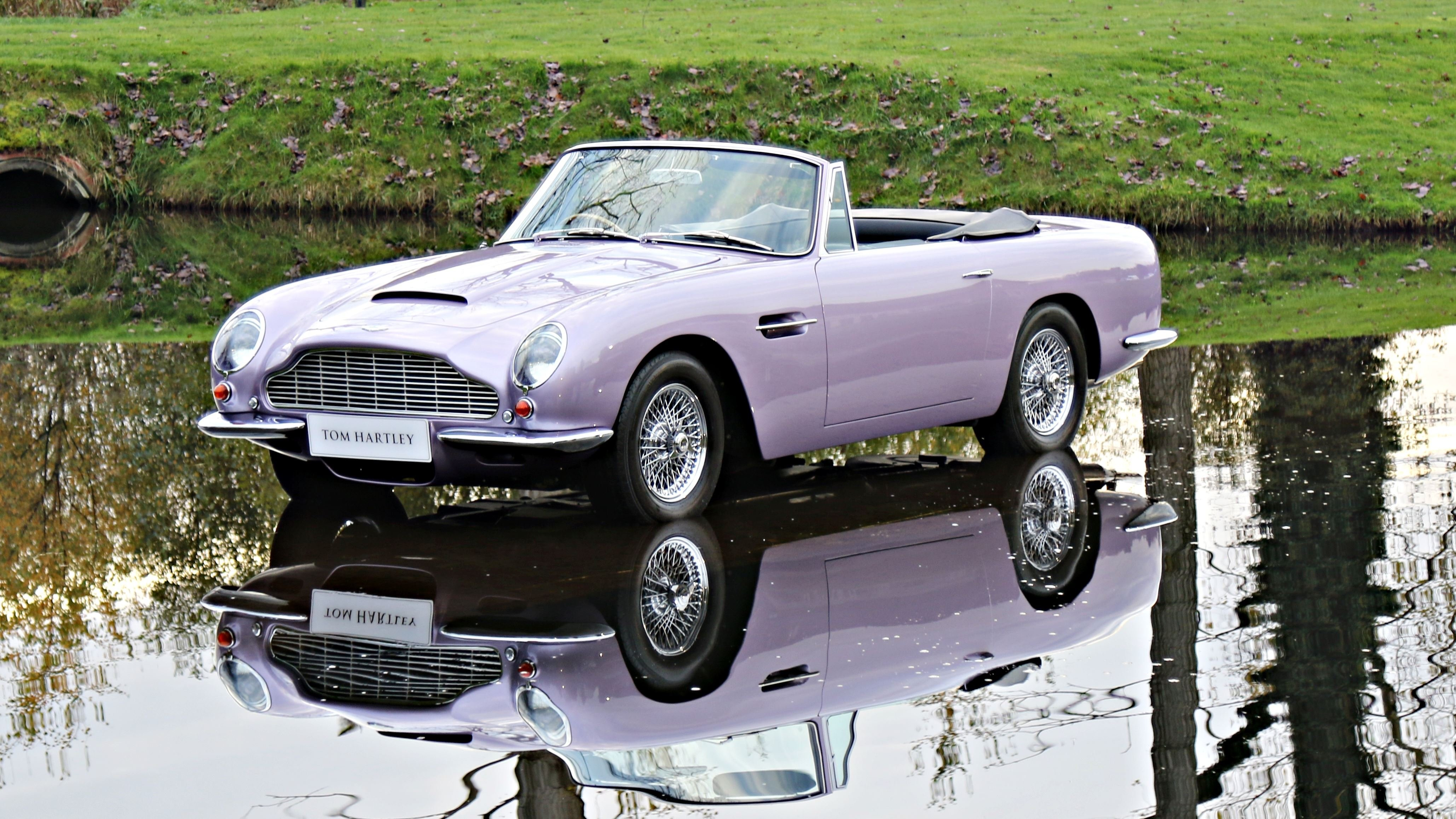 1969 Aston Martin Db6 Volante Classic Driver Market