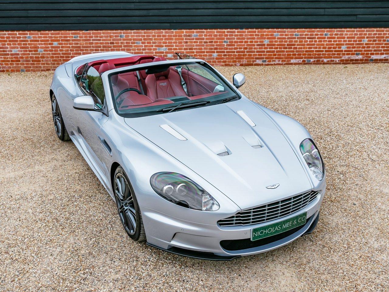 2009 Aston Martin Dbs Volante Classic Driver Market