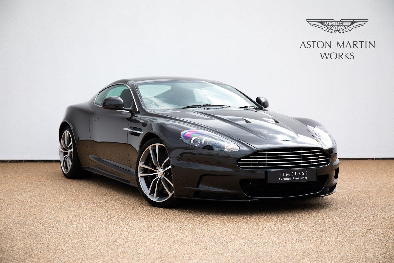 2012 Aston Martin Dbs Classic Driver Market