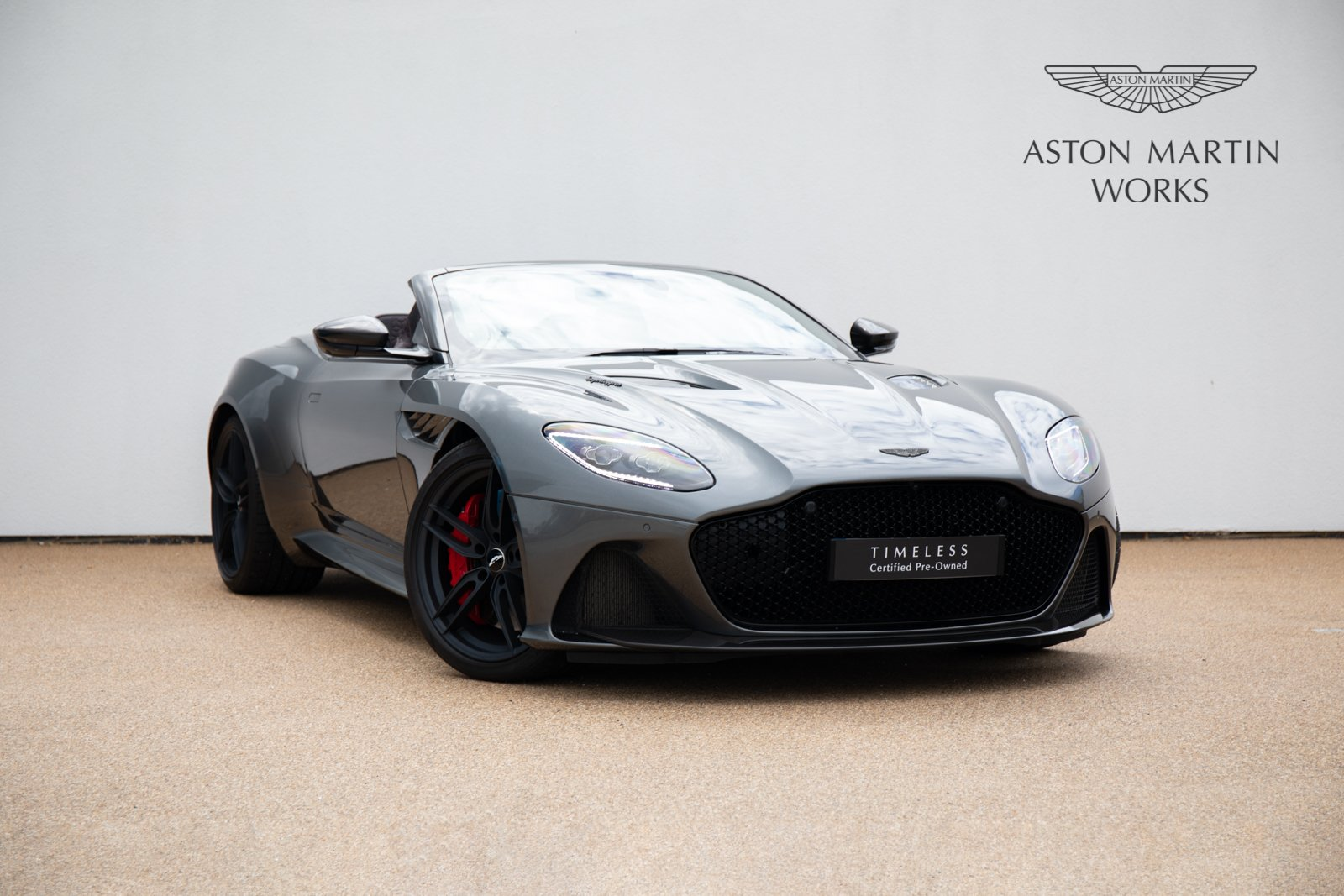 2019 Aston Martin Dbs Superleggera Volante Classic Driver Market