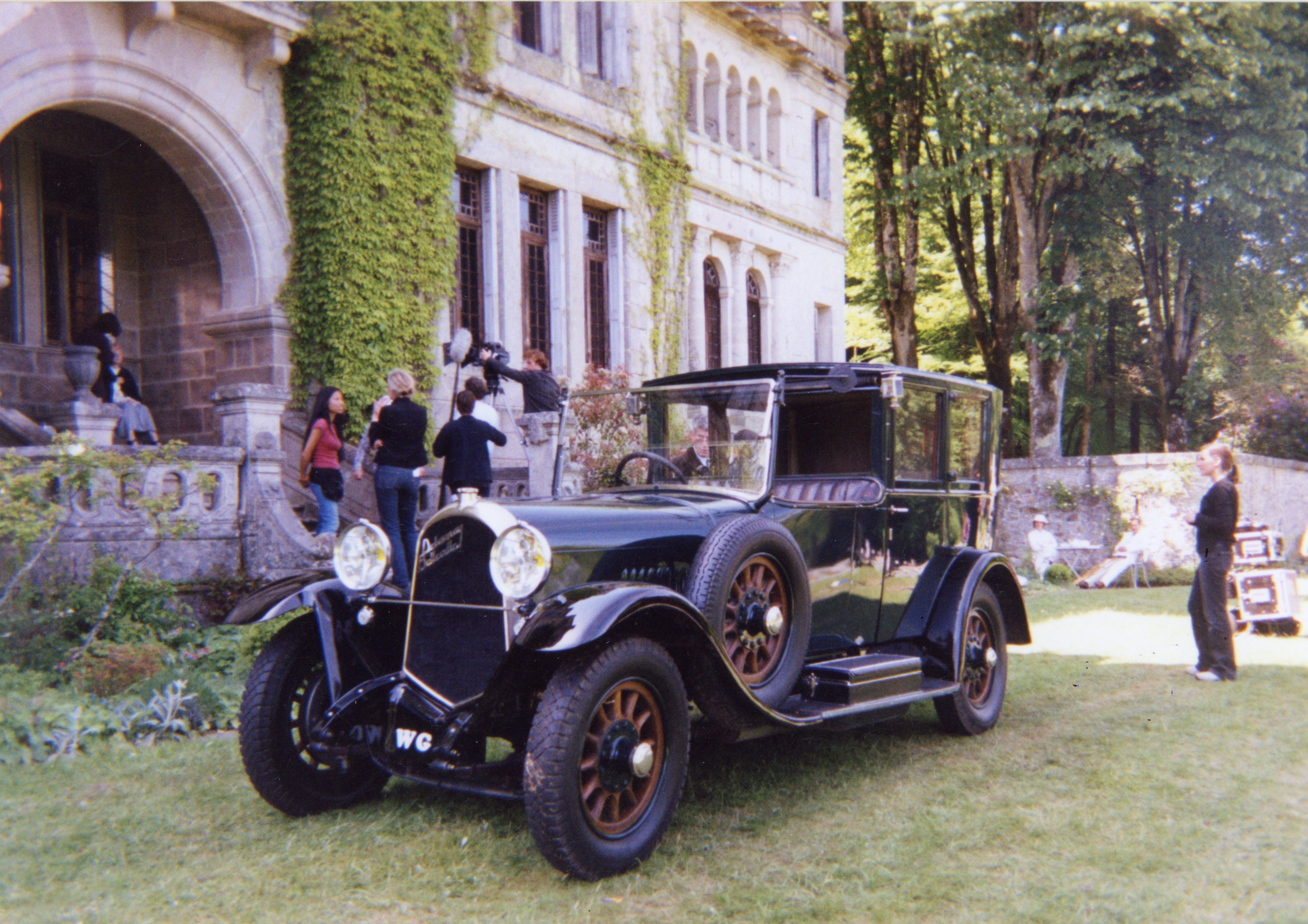 1930 Delaunay-Belleville TL6 - Coupé Chauffeur Kellner | Classic ...