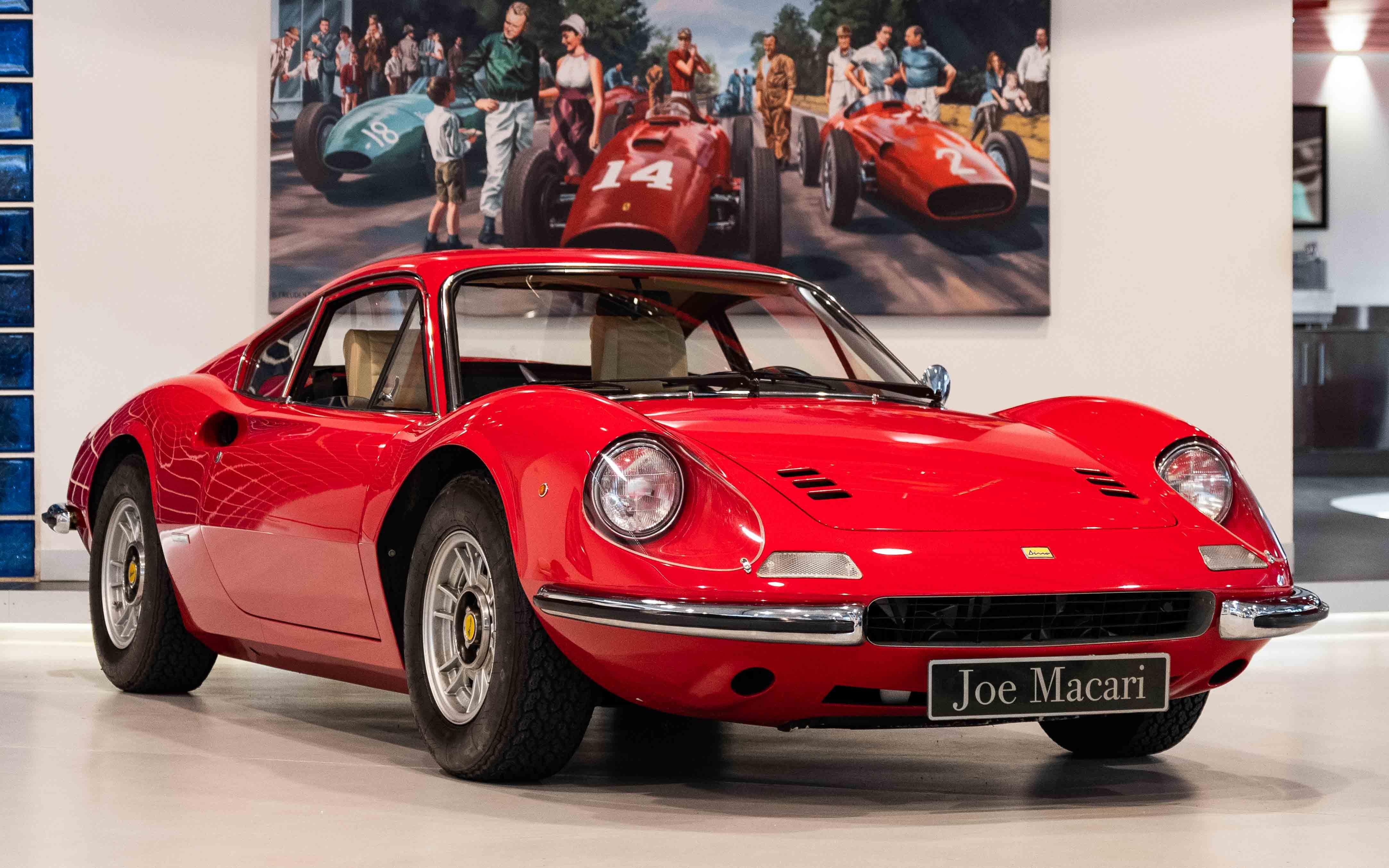 1969 ferrari 246 \u0027dino\u0027 gt classic driver market