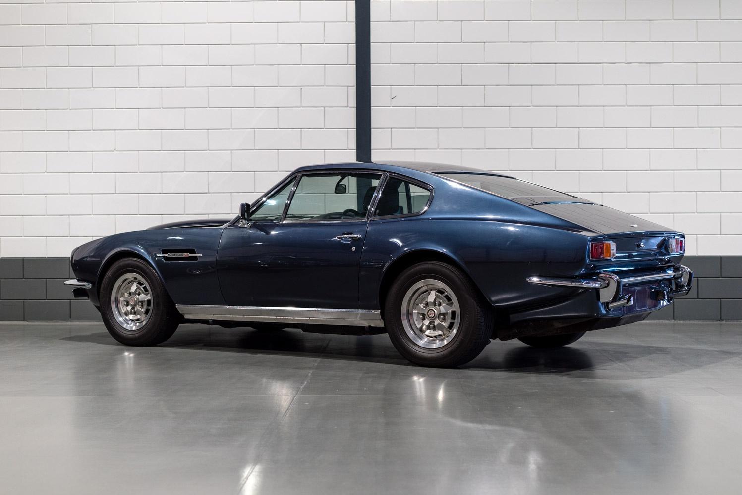 1975 Aston Martin V8 Oldtimer Zu Verkaufen