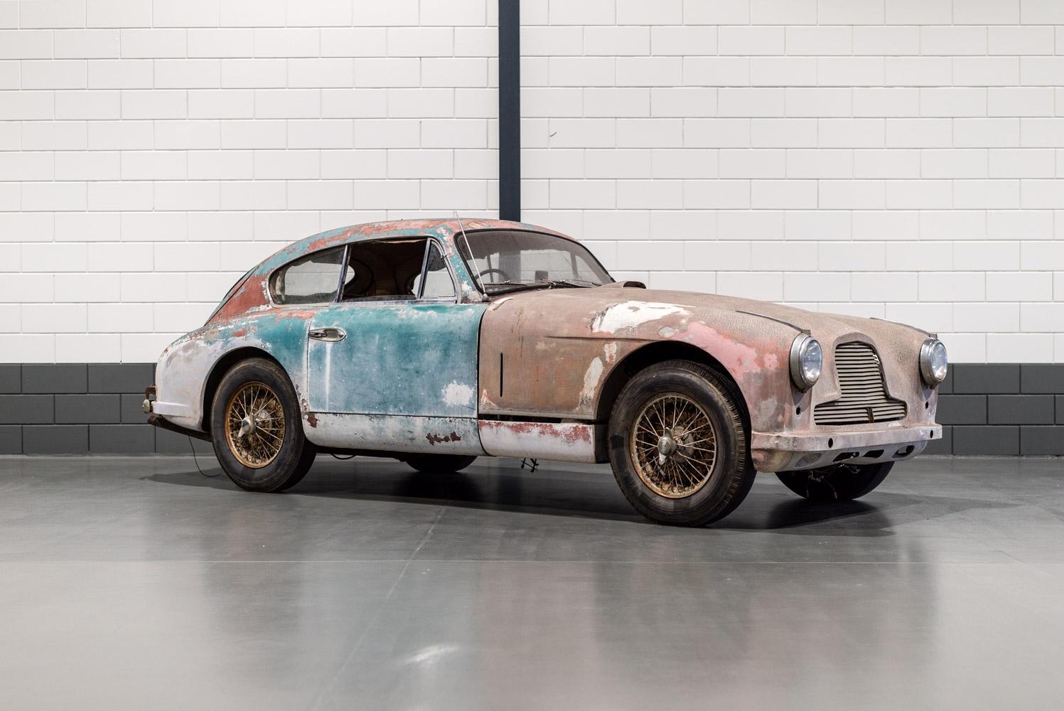 1955 Aston Martin Db2 4 Vintage Car For Sale