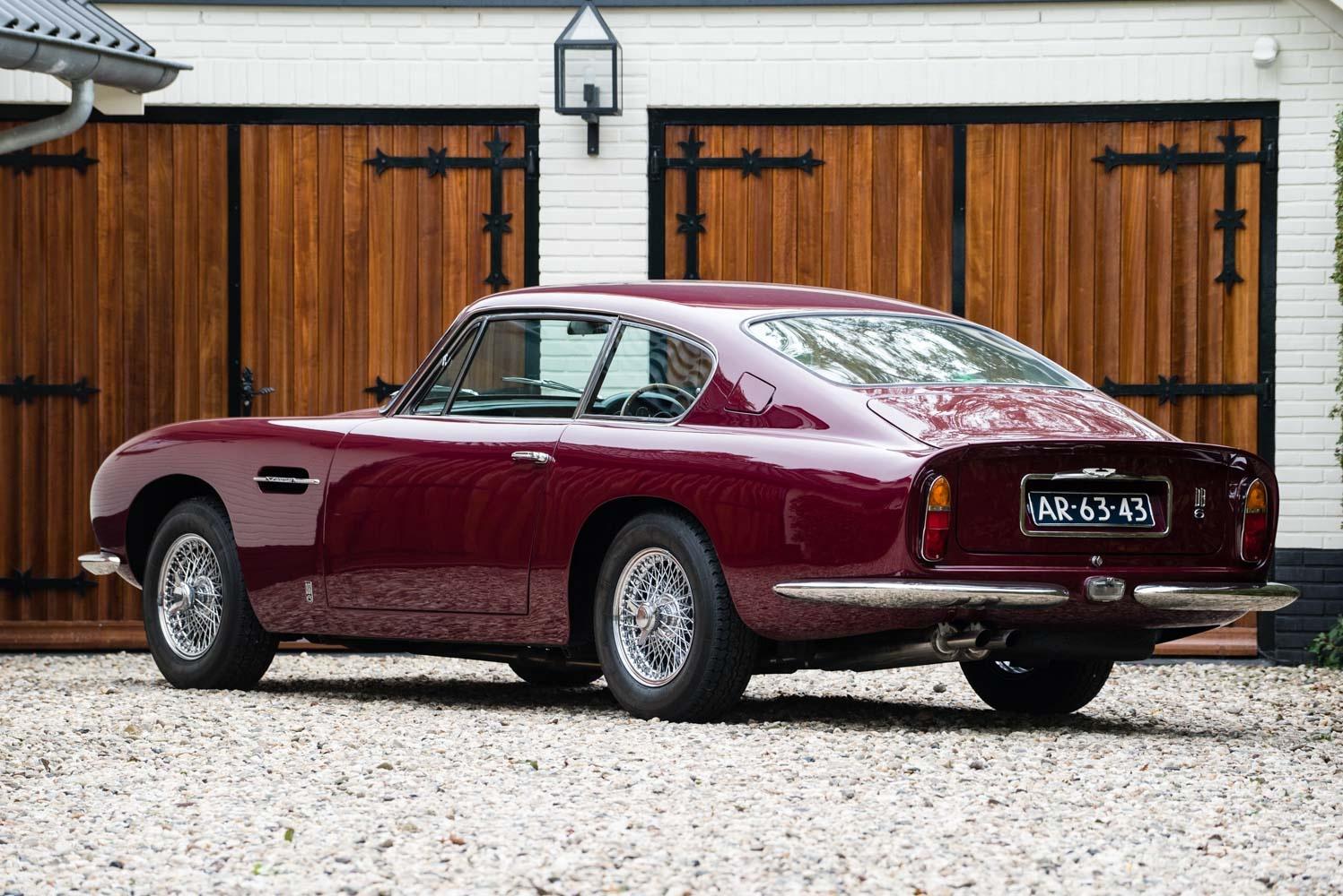 1966 aston martin db6 - vantage | classic driver market