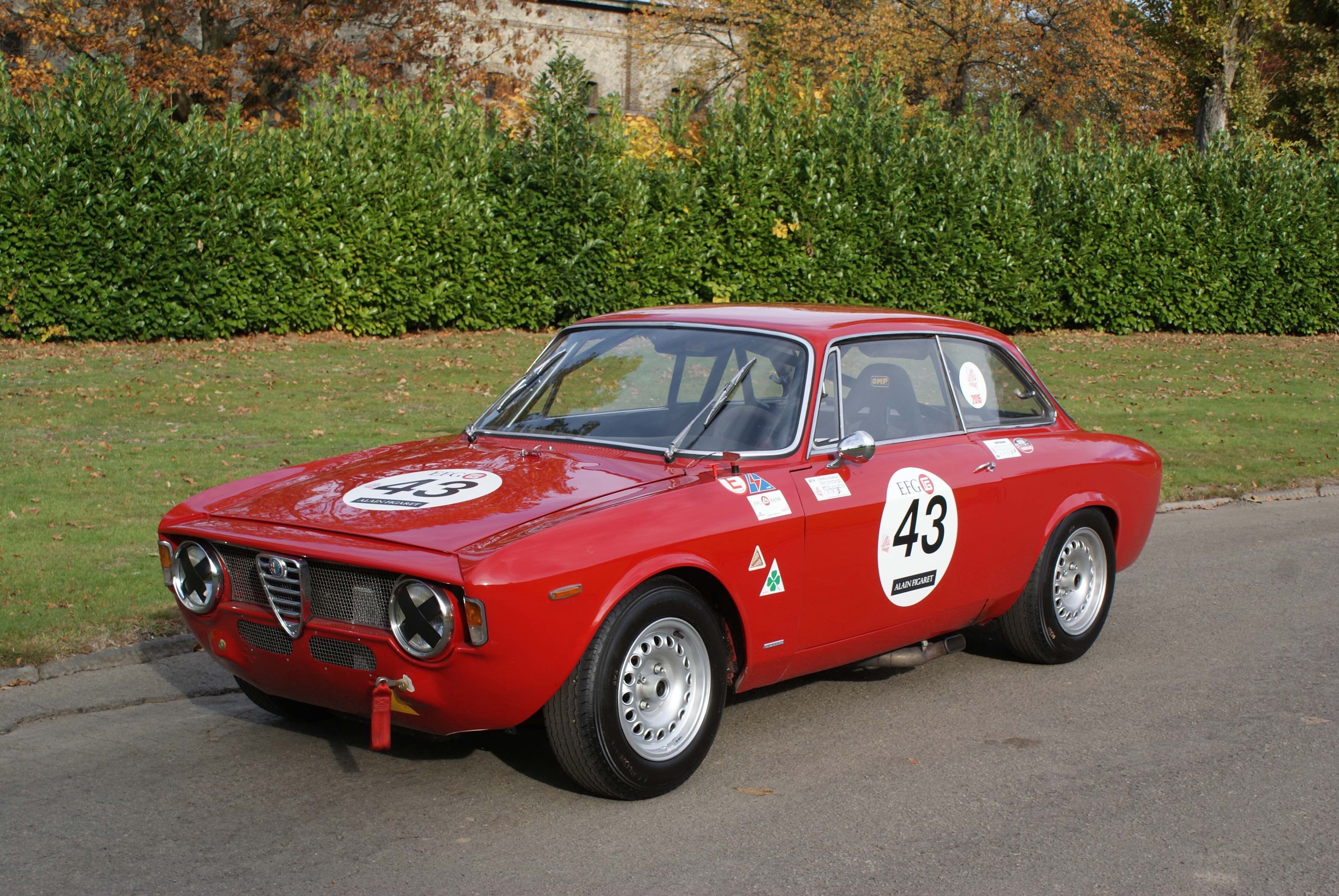 1965 Alfa Romeo GTA Vintage car for sale