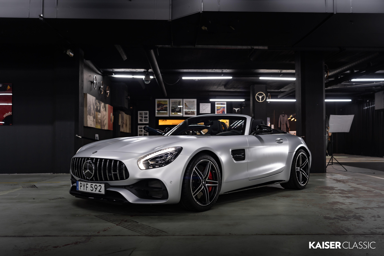 2018 Mercedes Benz Amg Gt Gt C Roadster Classic Driver Market