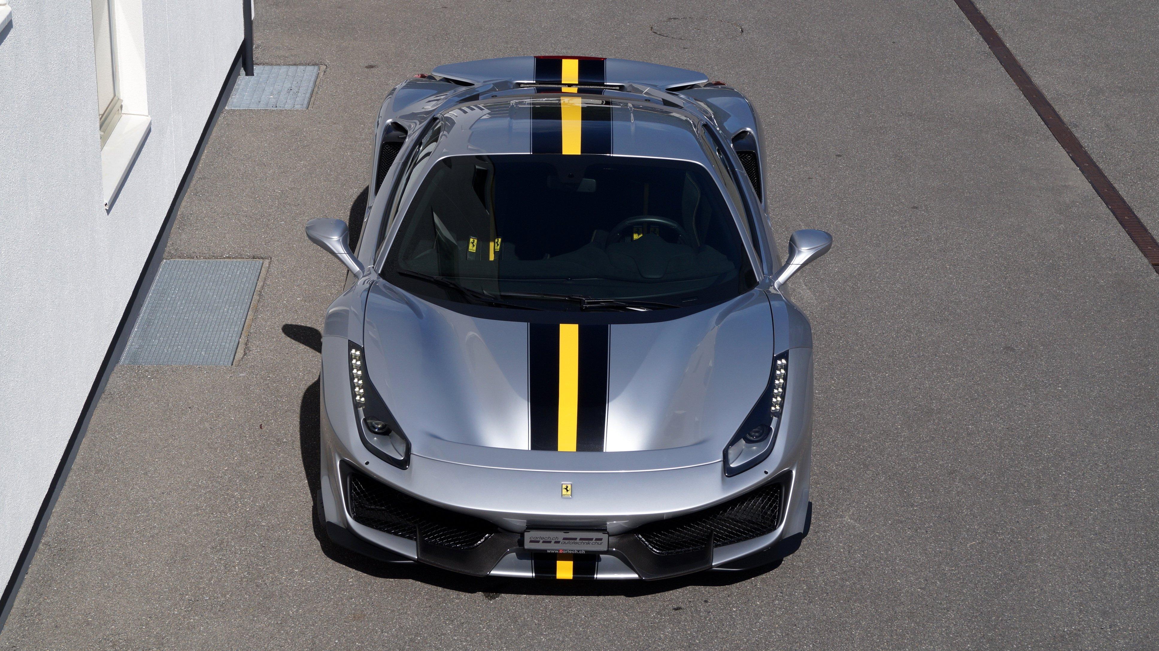 2020 Ferrari 488 Pista Lightweight Classic Driver Market