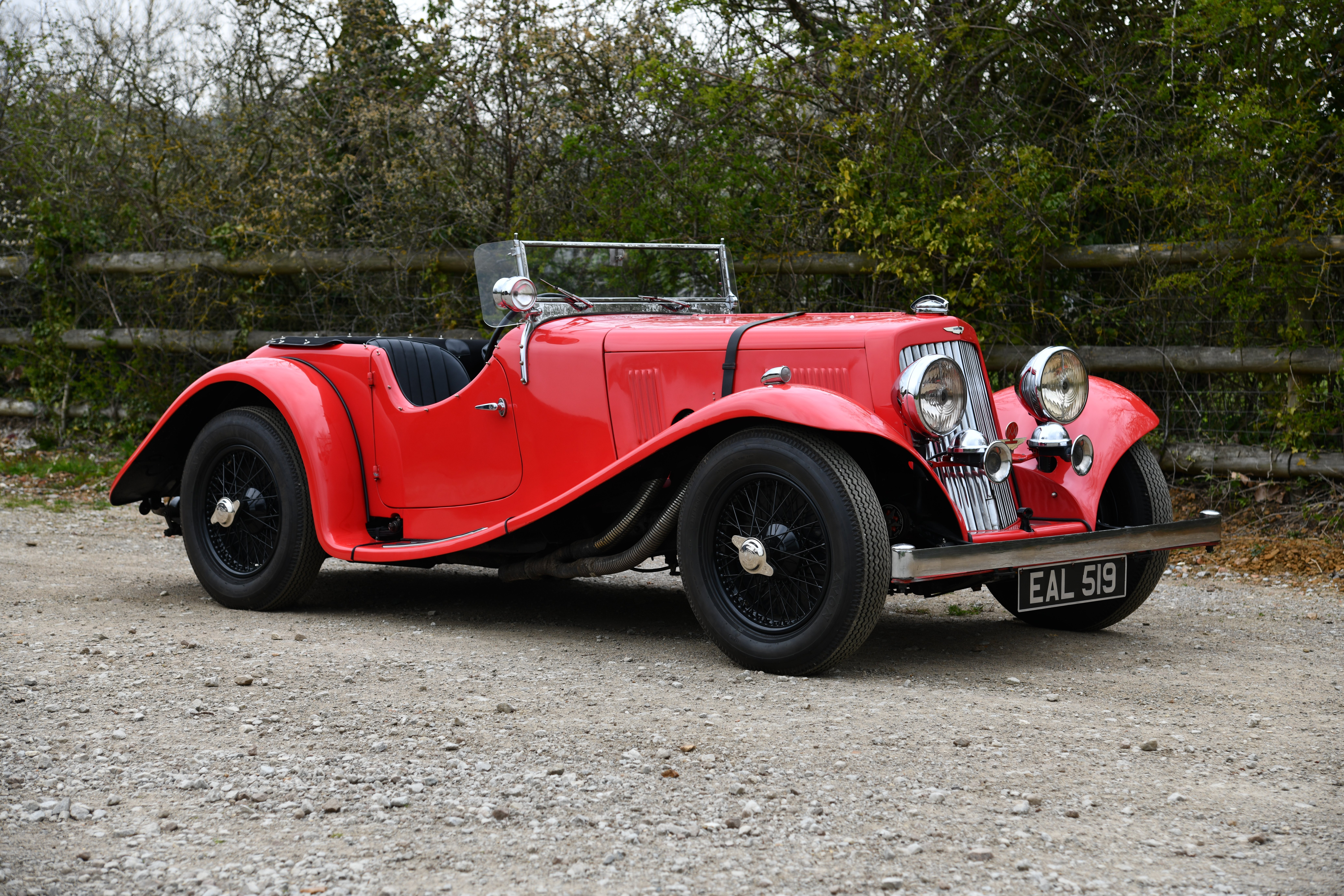 1938 Aston Martin 15 98 2 Litre Short Chassis Classic Driver Market