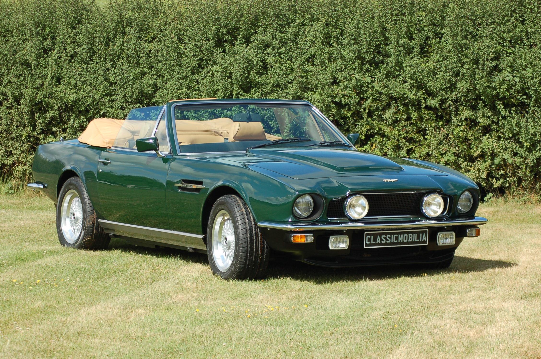 1982 Aston Martin V8 Volante POW Spec