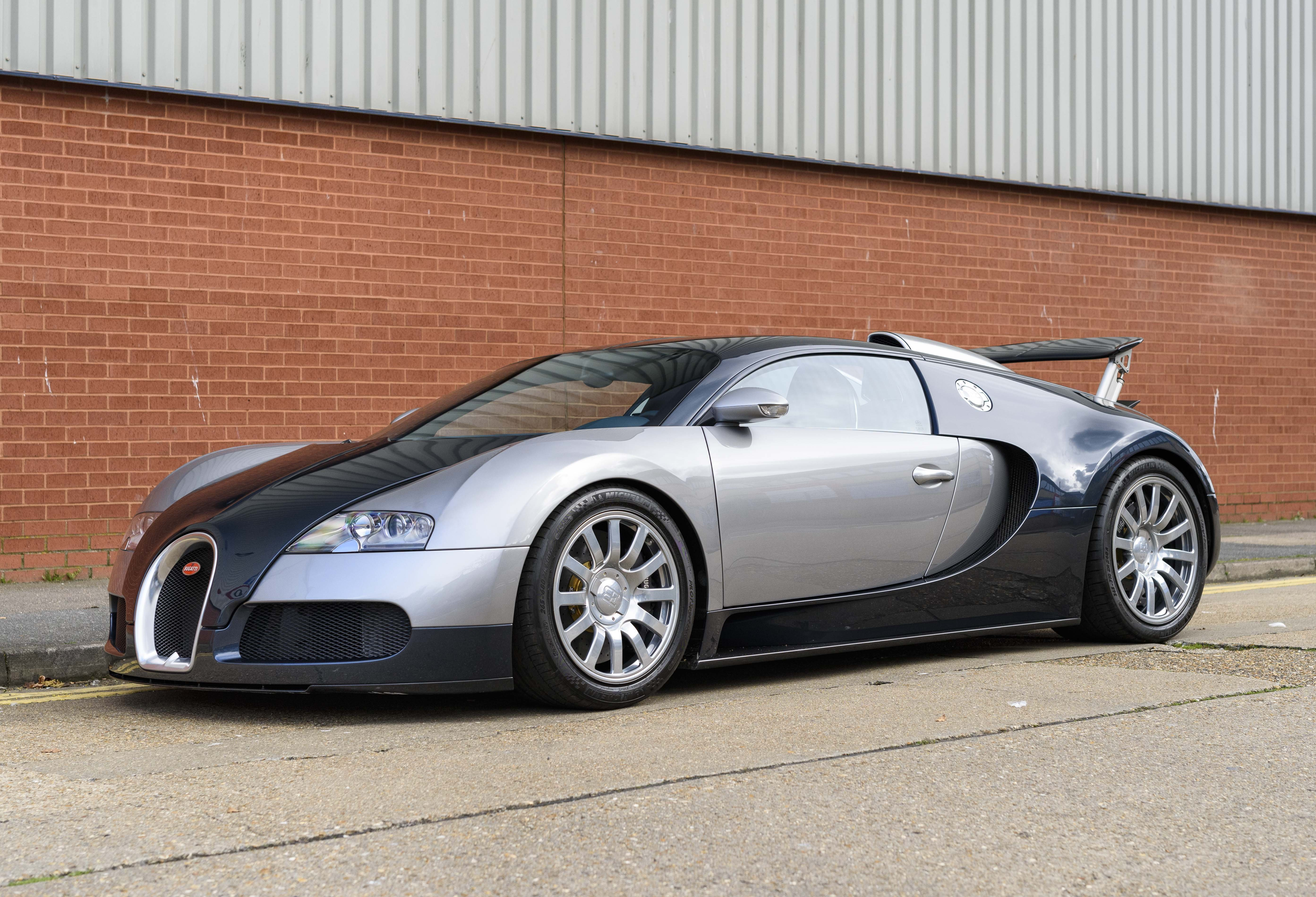 2006 Bugatti Veyron 16 4 Classic Driver Market