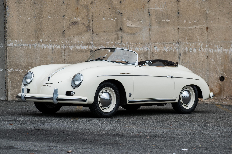1956 Porsche 356 Speedster Classic Driver Market