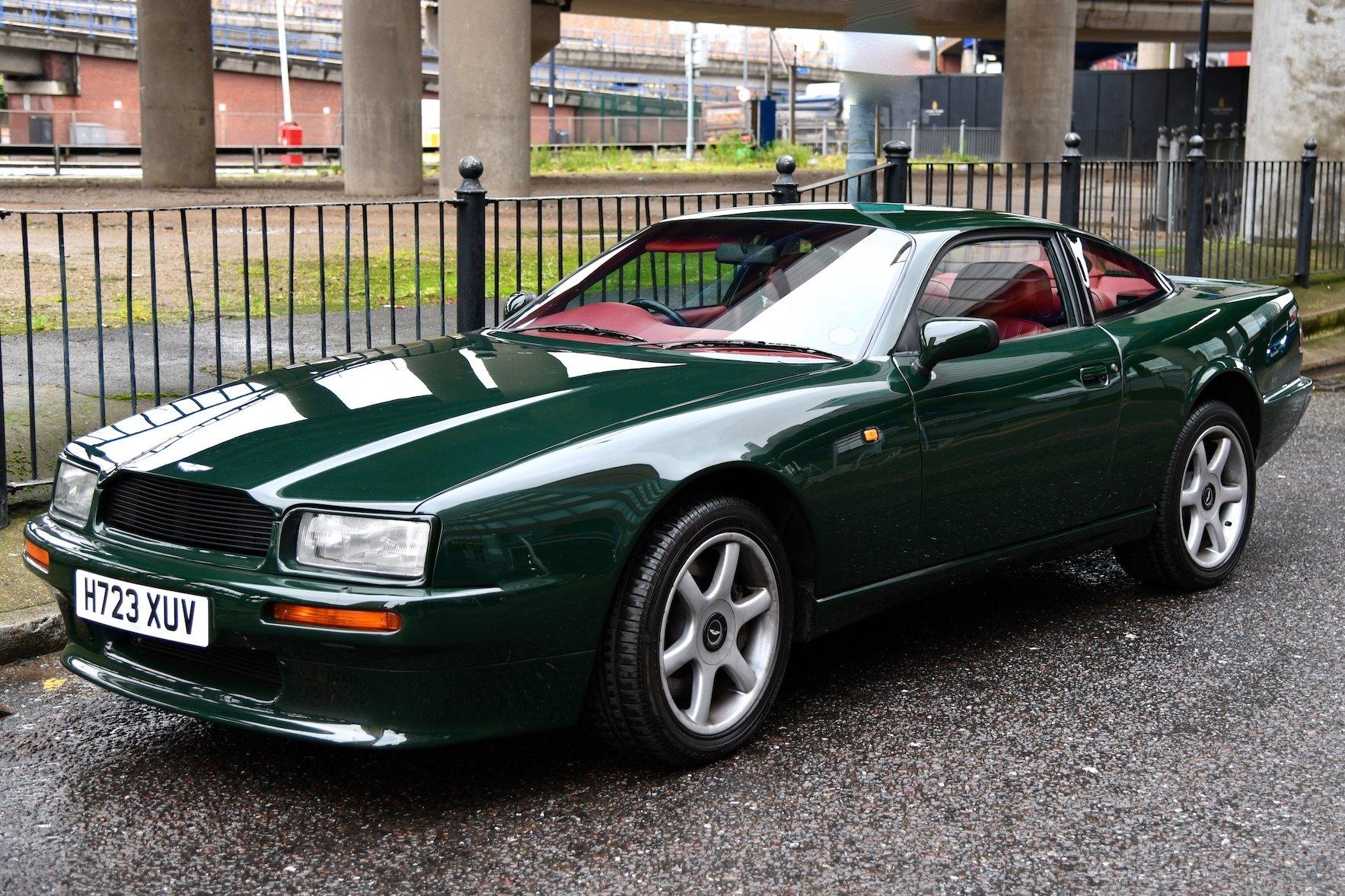 1990 Aston Martin Virage Coupe Classic Driver Market