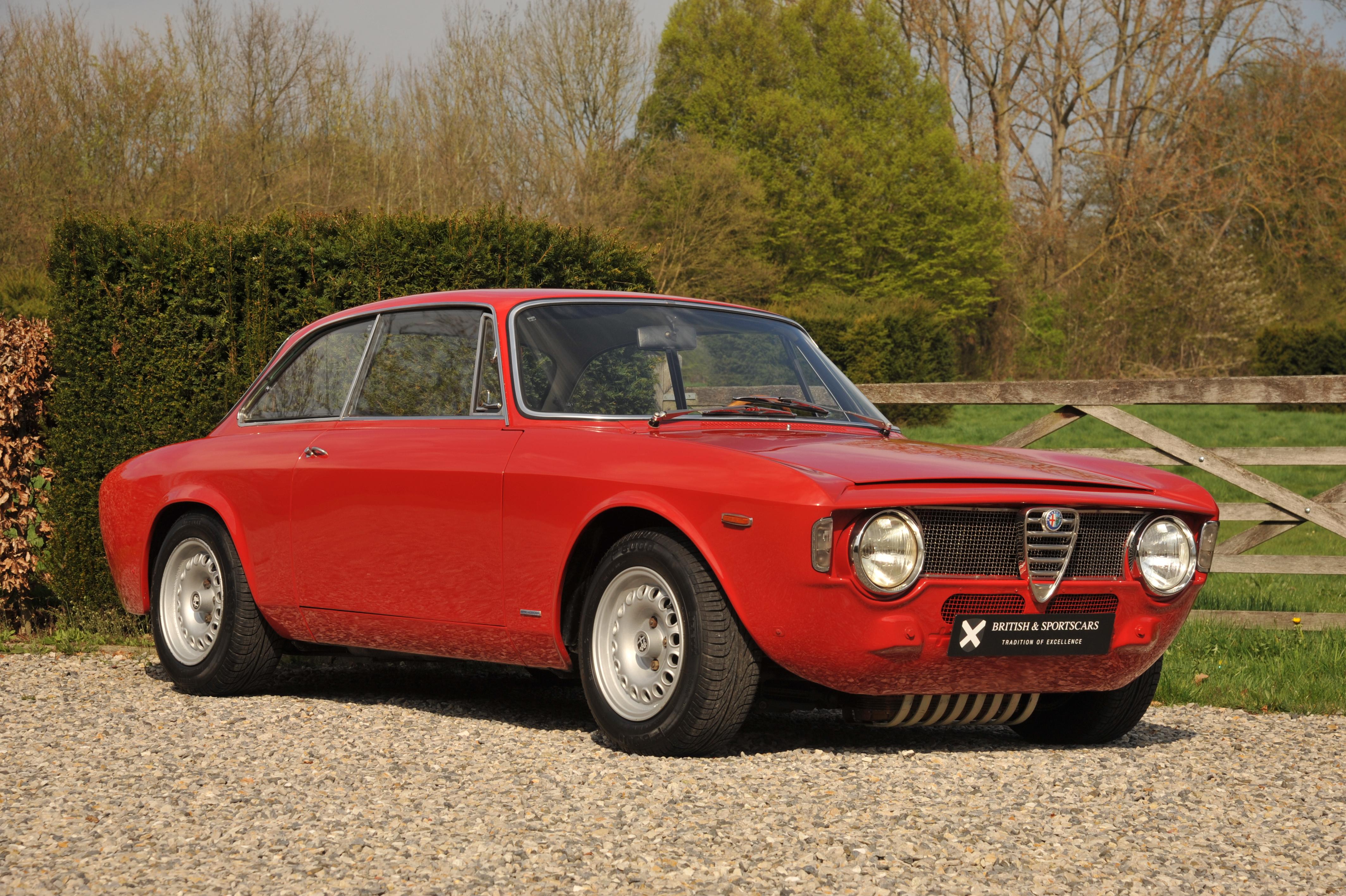 1969 Alfa Romeo Gta Vintage Car For Sale