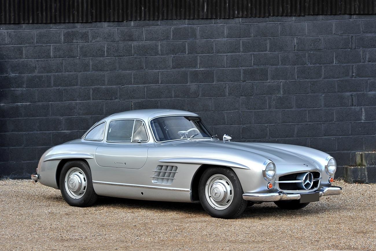 1956 Mercedes Benz 300 Sl Gullwing Classic Driver Market