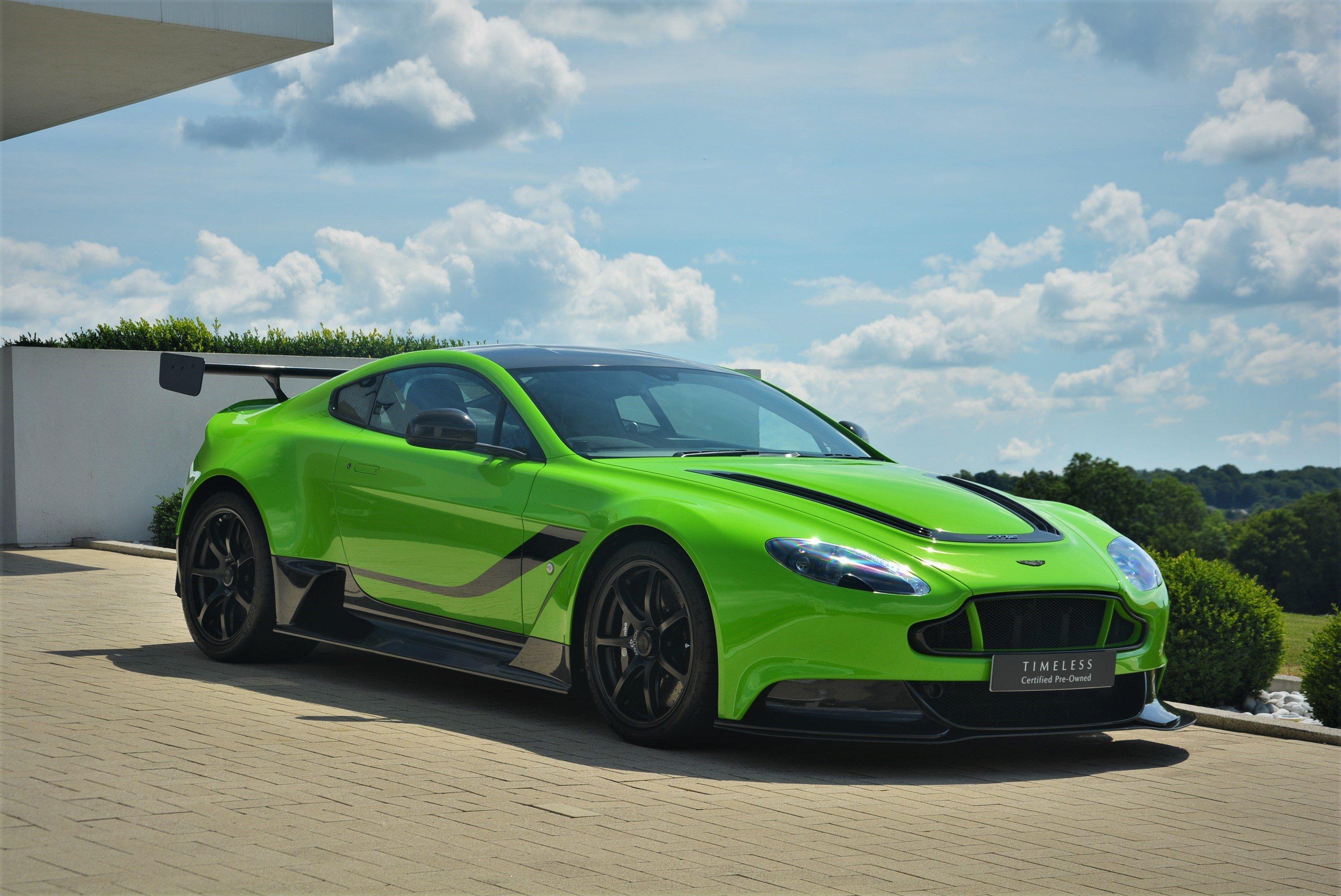 2016 Aston Martin Vantage Gt12 Gt12 Classic Driver Market