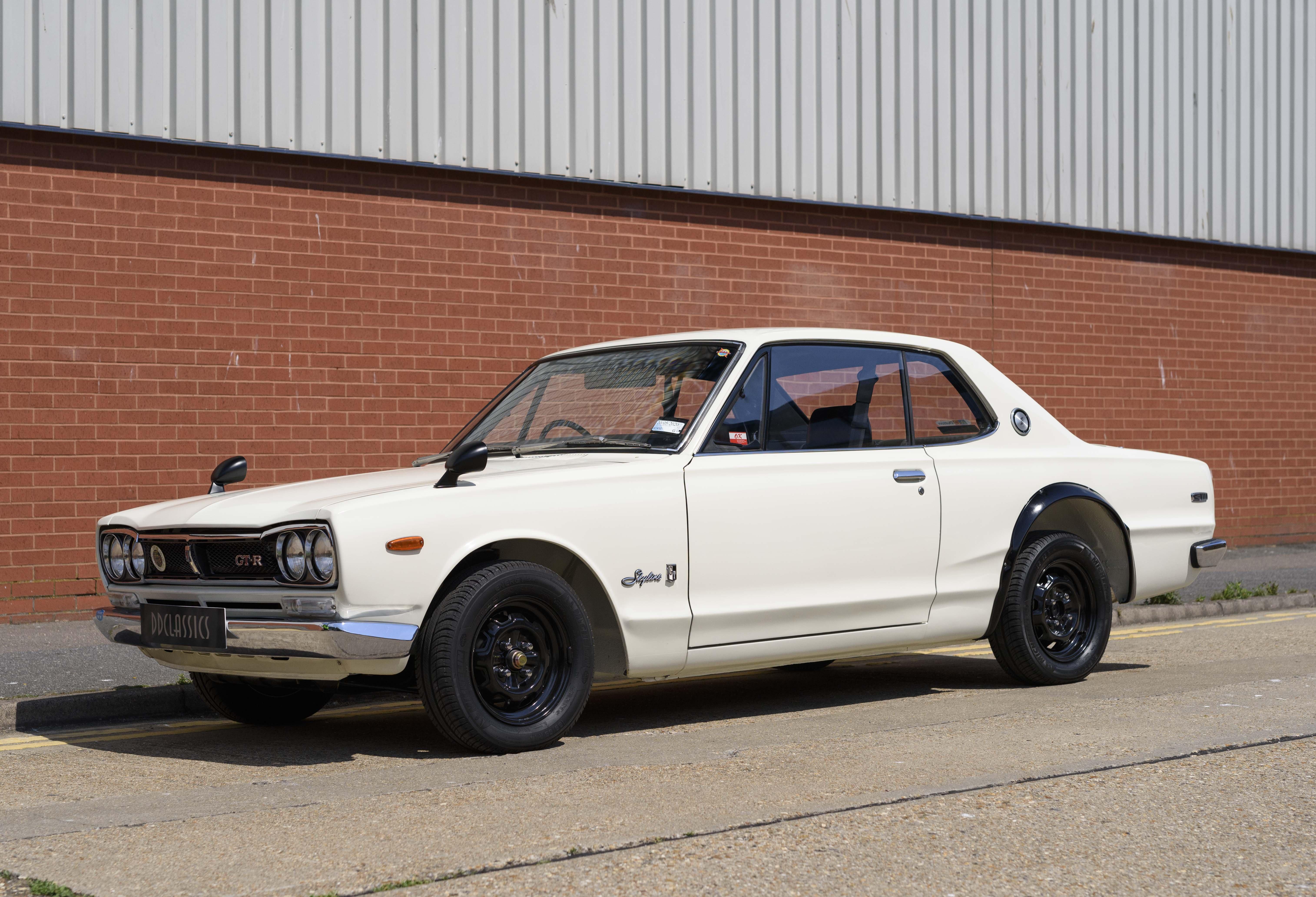 Nissan Skyline 2000 Gtr For Sale