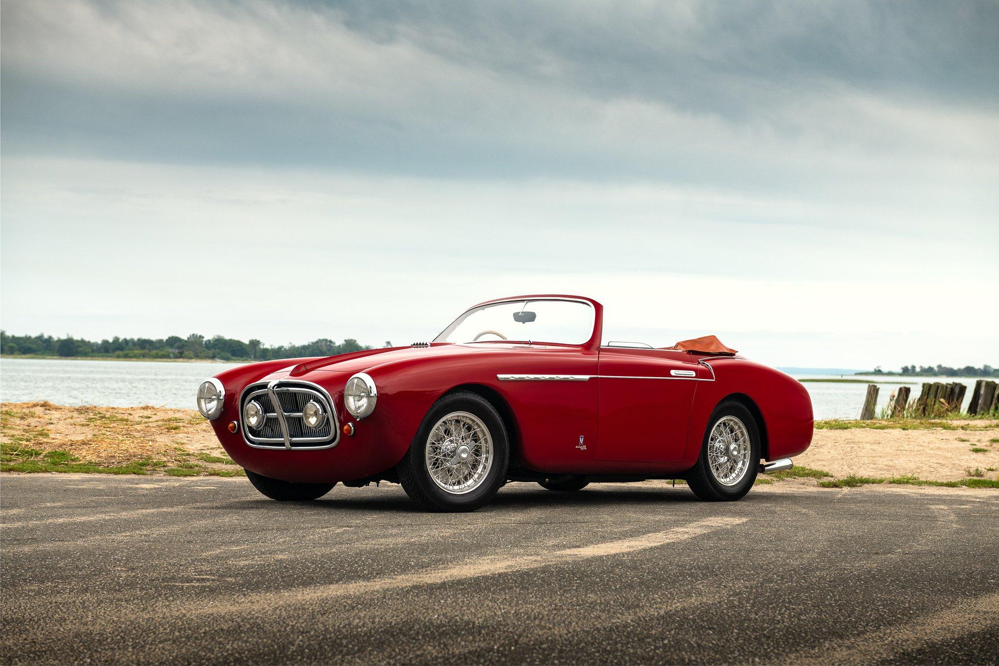 1951 Ferrari 212 E Export Vignale Cabriolet Classic Driver Market