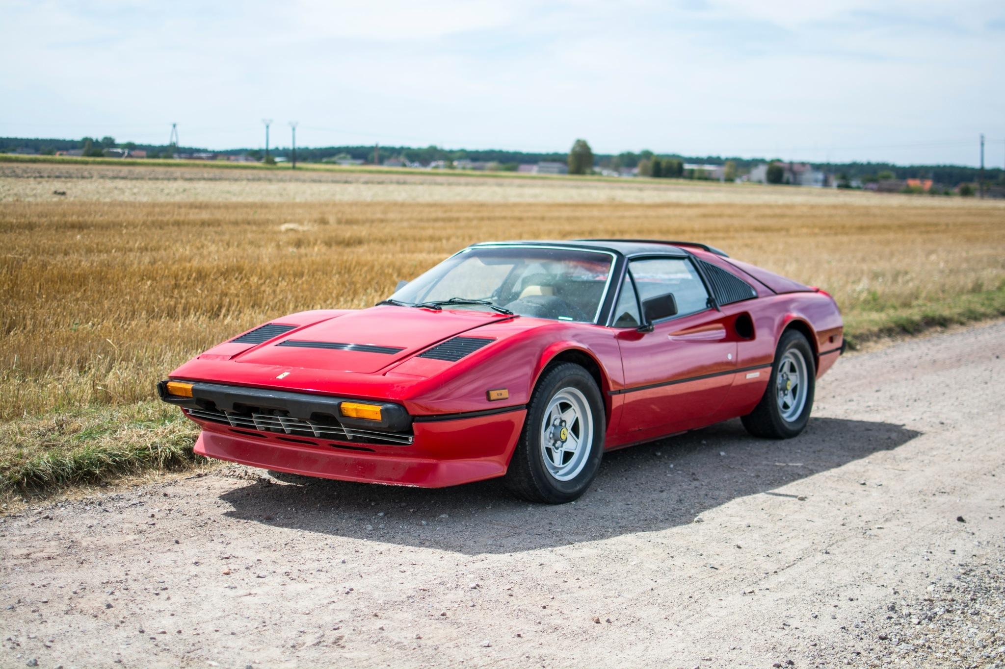 1982 Ferrari 308 Gts 308 Gtsi Classic Driver Market