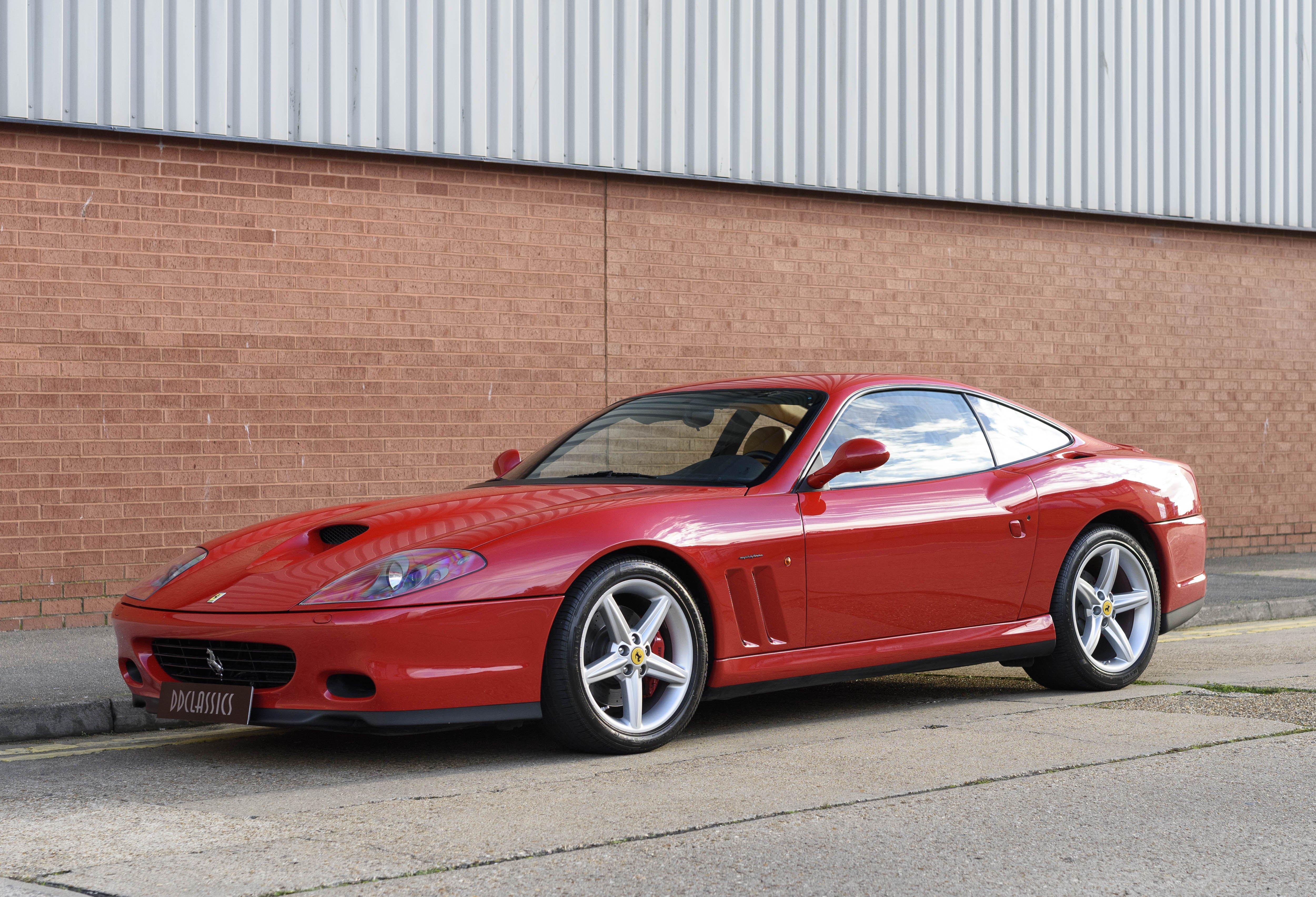 2002 Ferrari 575 M Maranello Classic Driver Market