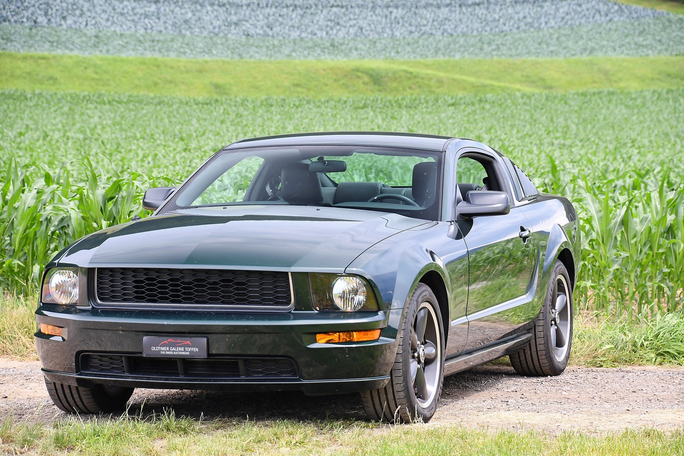 2008 Ford Mustang Gt Bullitt Classic Driver Market