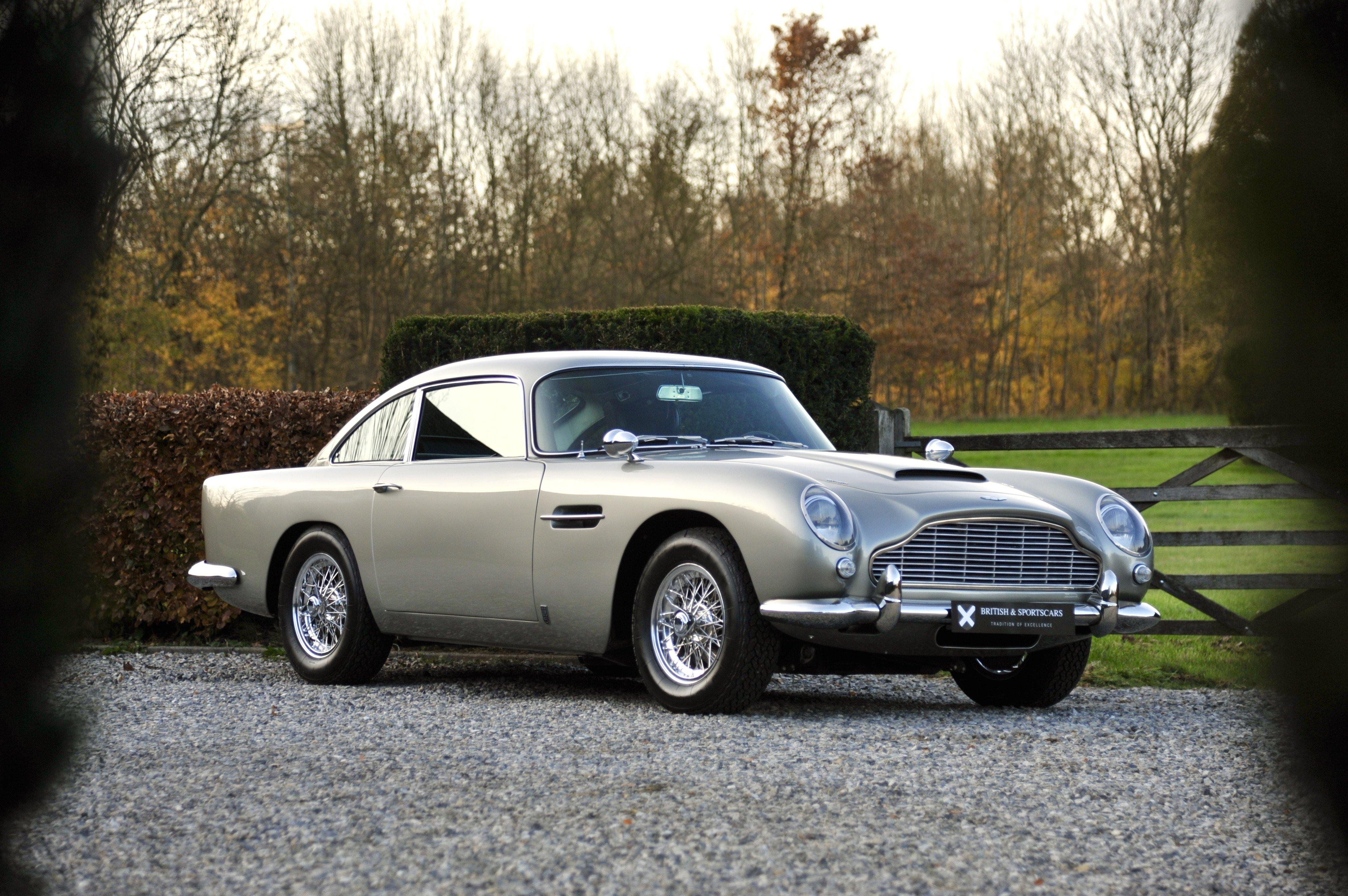 1964 Aston Martin Db5 Original Lhd Vintage Car For Sale