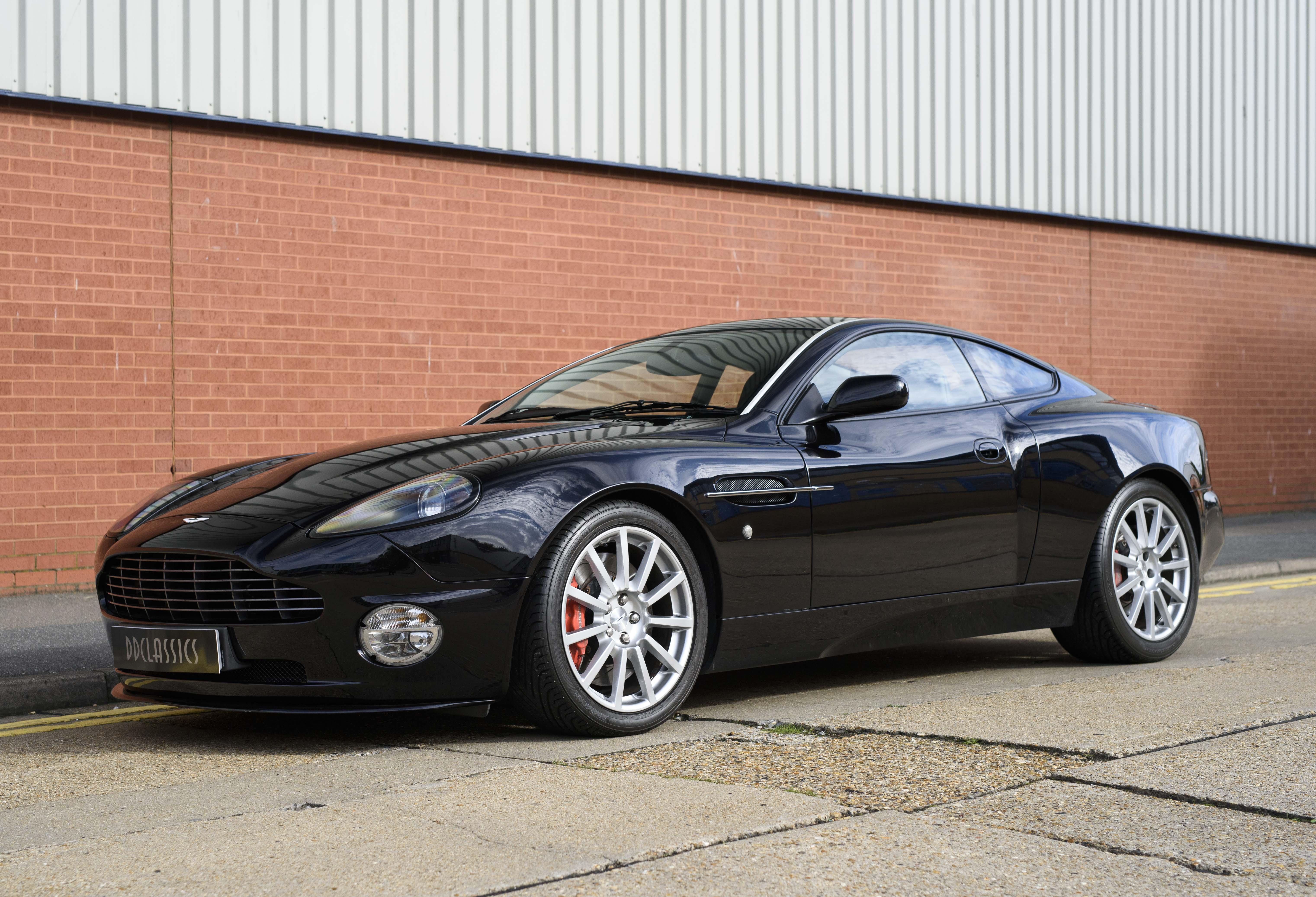 2005 Aston Martin Vanquish S Classic Driver Market