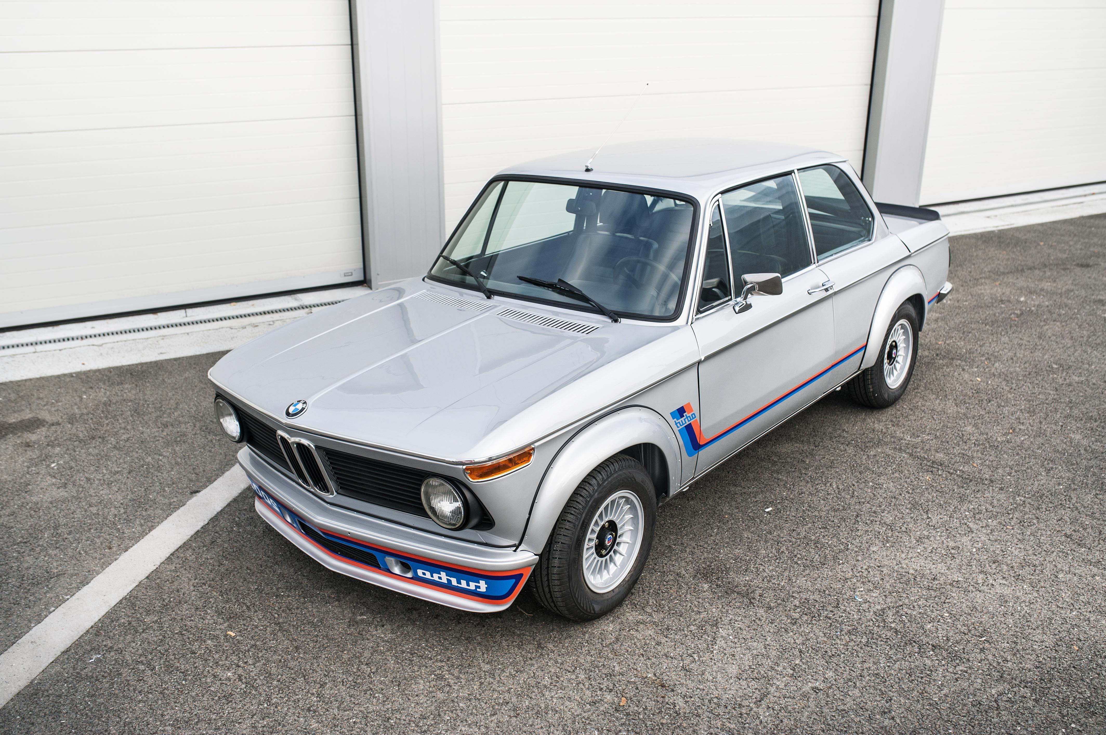 1974 BMW 2002 - Turbo   Classic Driver Market