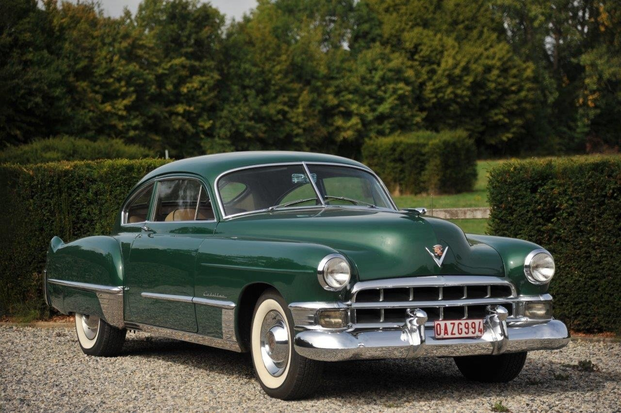 1949 Cadillac Series 62 Coupe Sedanette Fastback Classic 1951 Driver Market