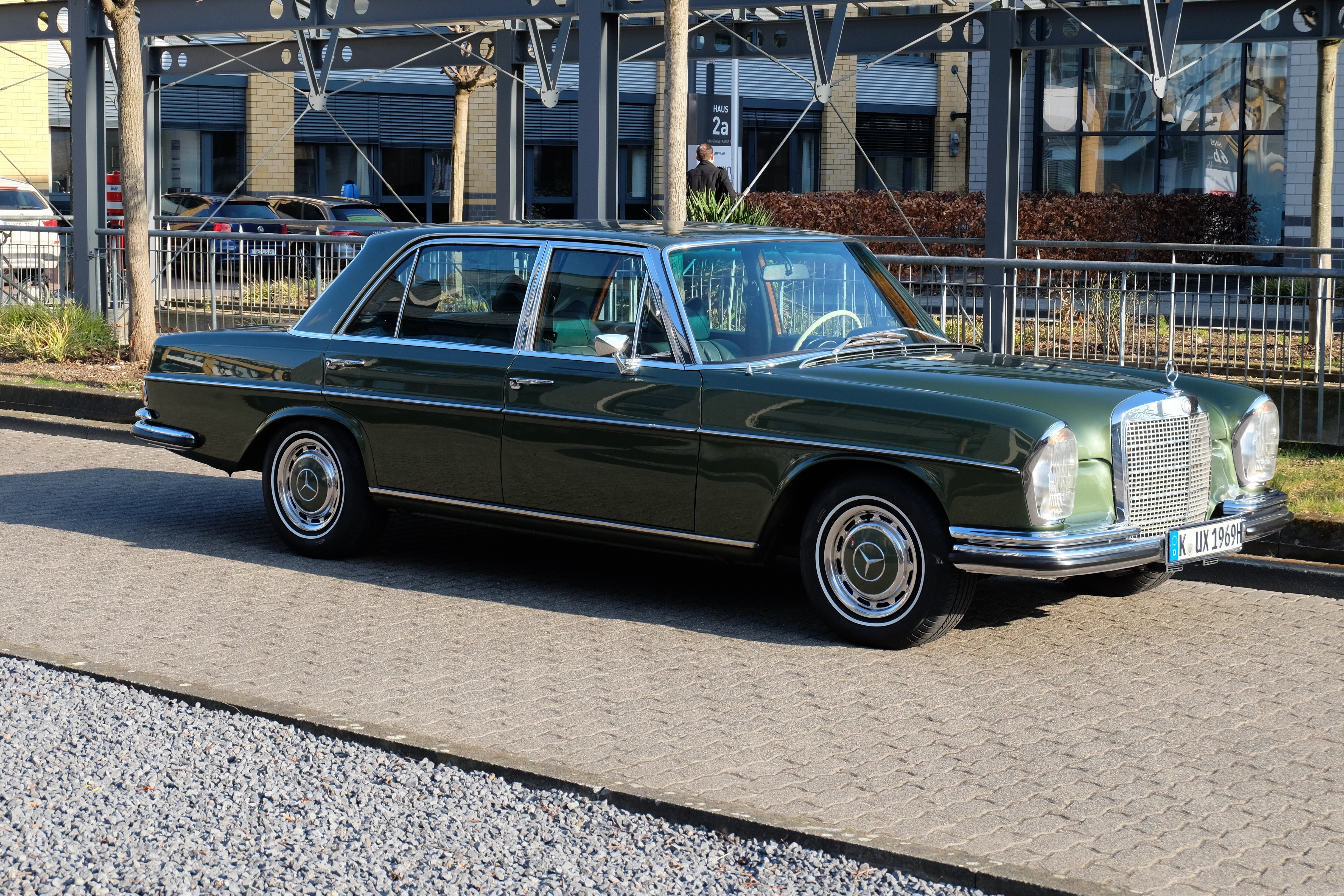 1972 Mercedes-Benz S-Class - 300 SEL 4.5 W109 one of the Best ...