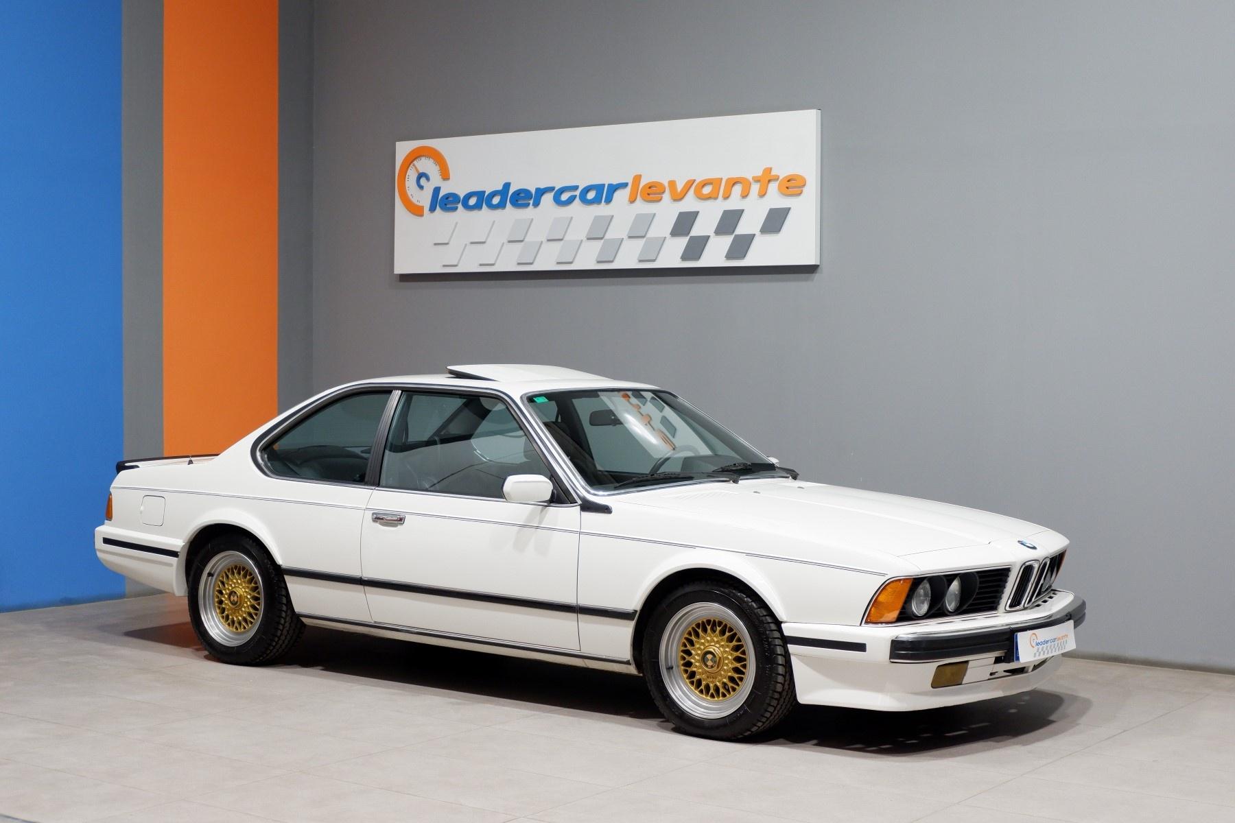 1987 Bmw 635 Csi M 635csi Classic Driver Market