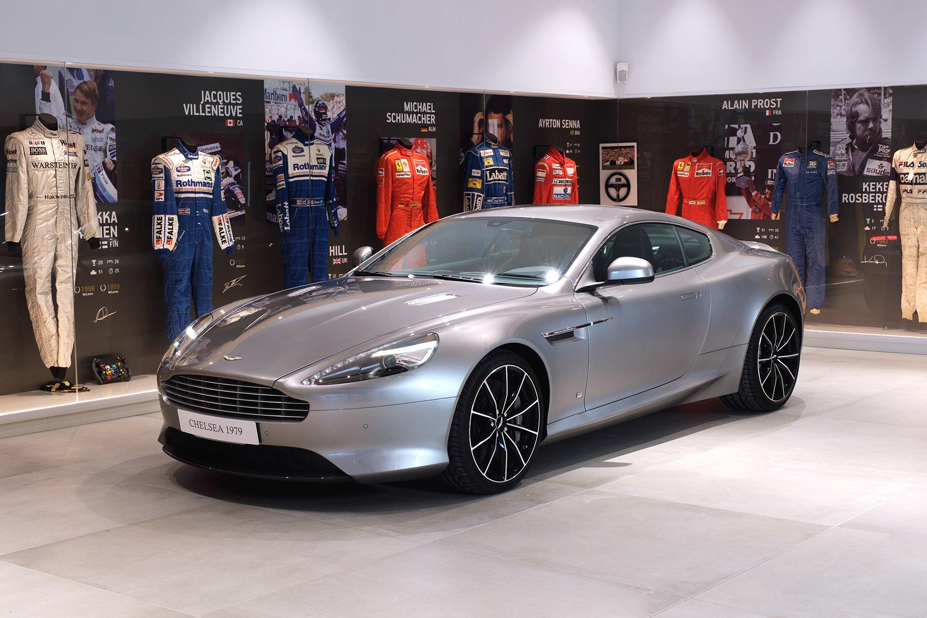 2015 Aston Martin Db9 Gt James Bond Edition Classic Driver Market