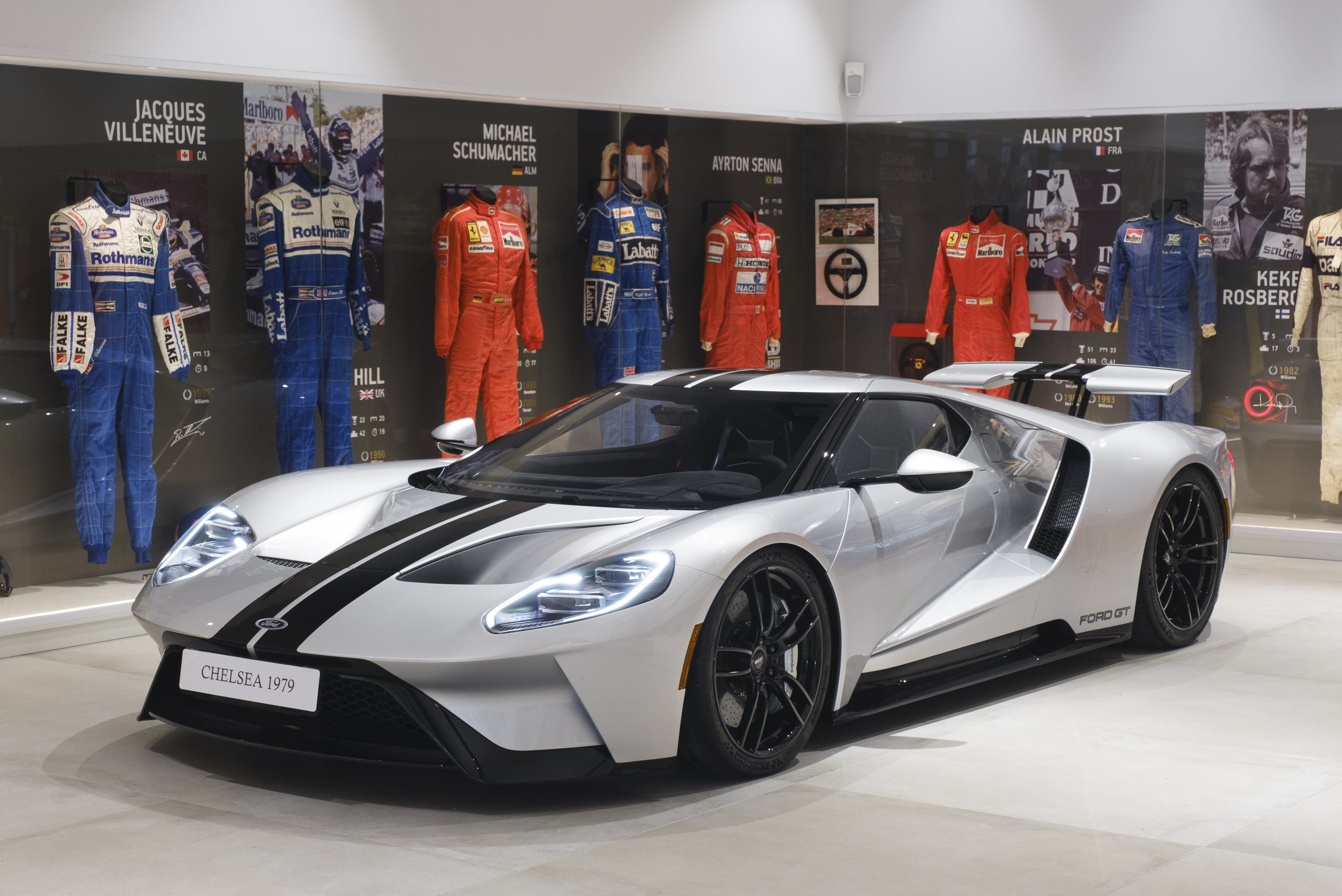 2019 Ford Gt 40 Classic Driver Market