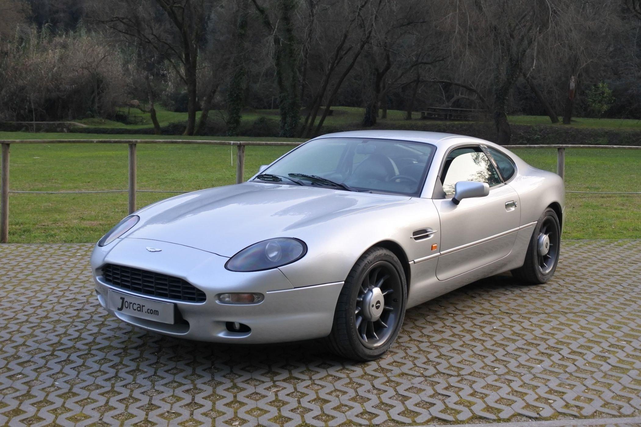 1999 Aston Martin Db7 Alfred Dunhill Classic Driver Market