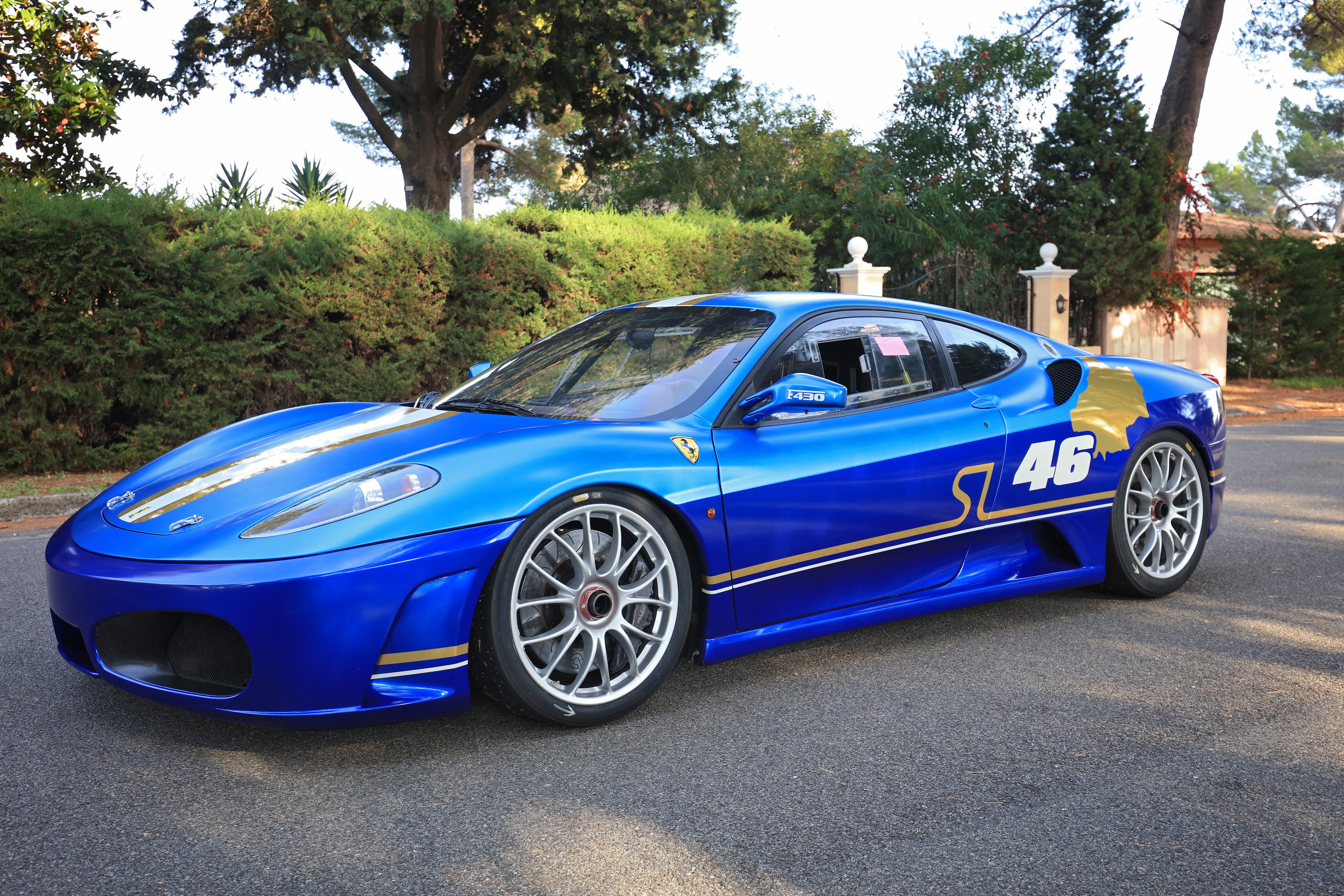 2008 Ferrari F430 Challenge Classic Driver Market
