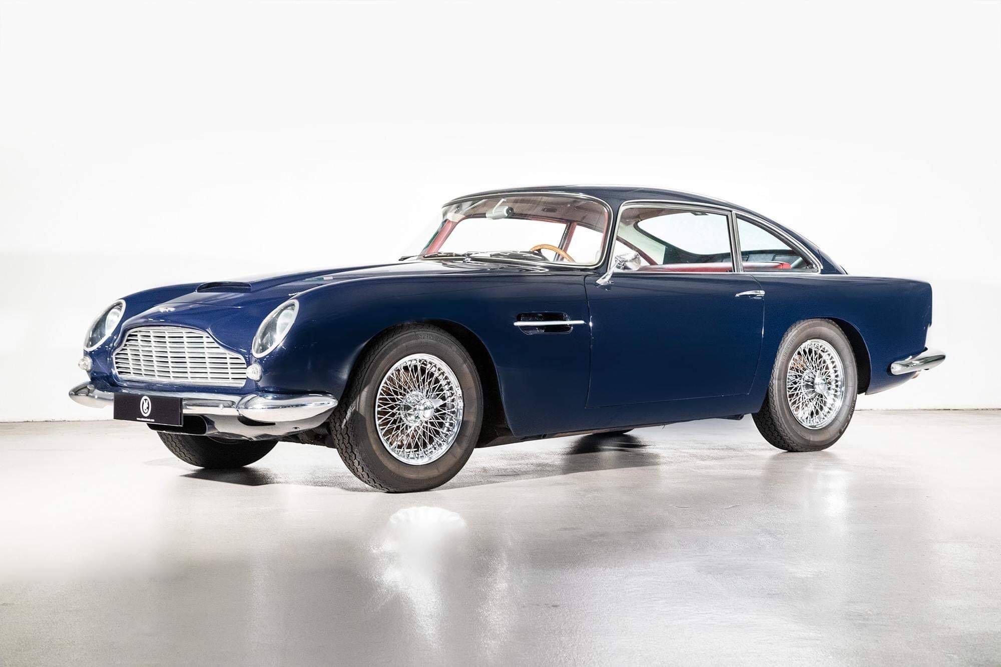 1962 Aston Martin Db4 Vantage Ss Classic Driver Market