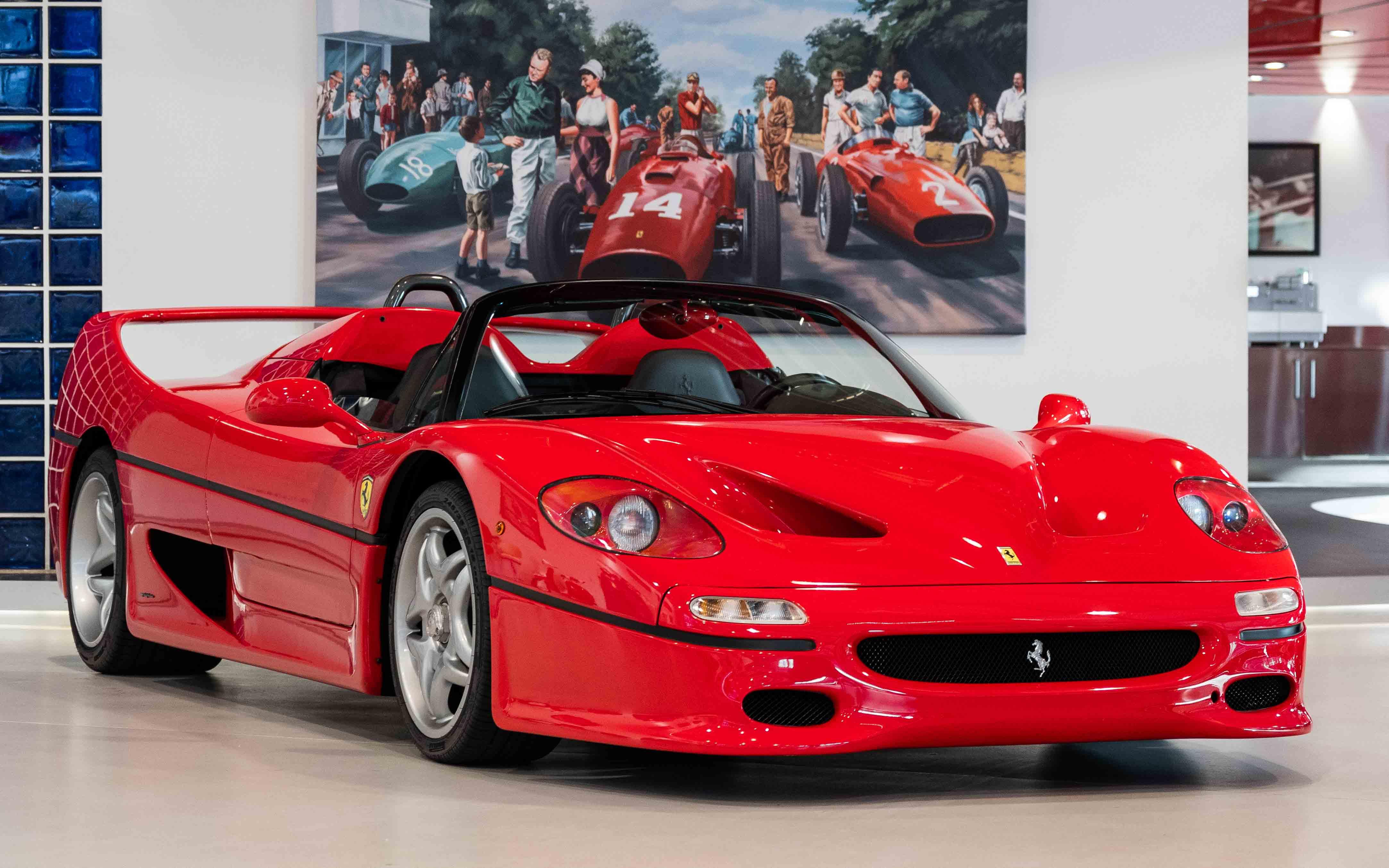 Classic Car Dealer >> 1997 Ferrari F50   Classic Driver Market