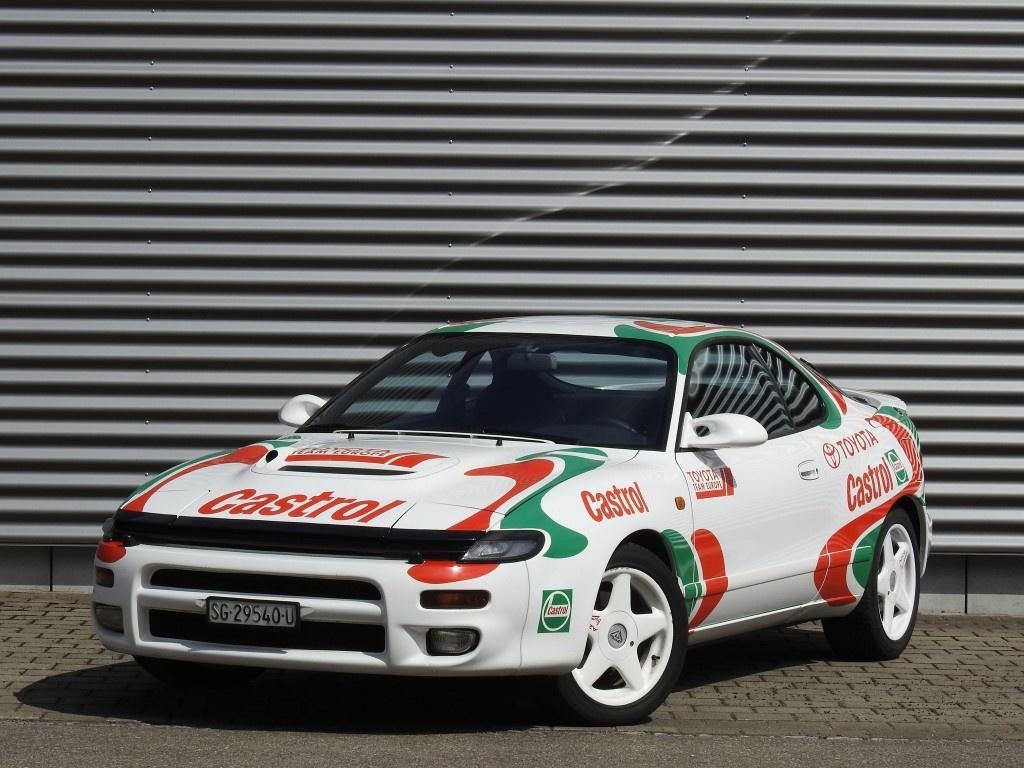 1994 Toyota Celica 2000 Turbo Csainz Classic Driver Market 1983 Gts