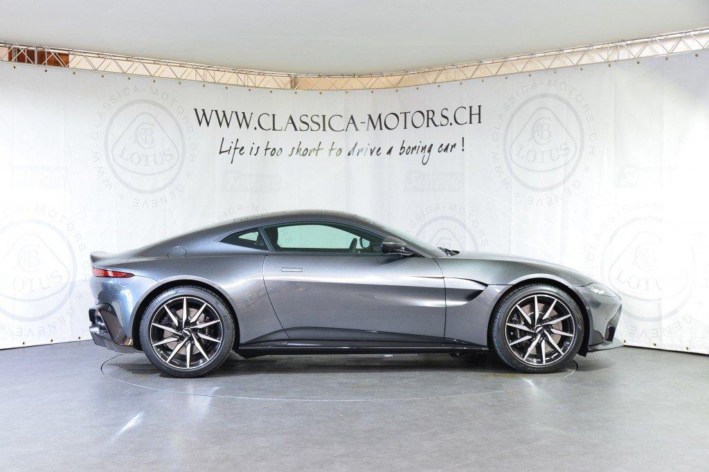 2019 Aston Martin V8 Vantage 4 0 Coupé Classic Driver Market