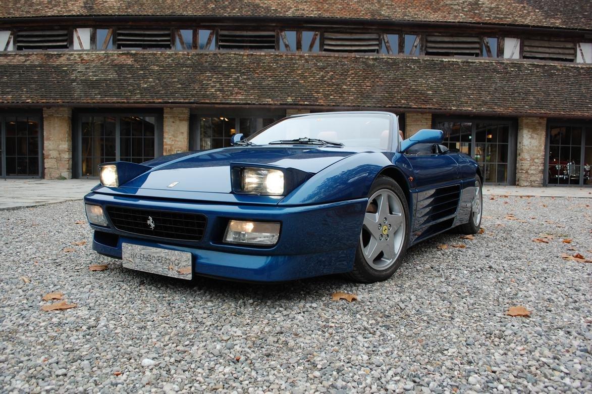 1995 Ferrari 348 Spider Classic Driver Market