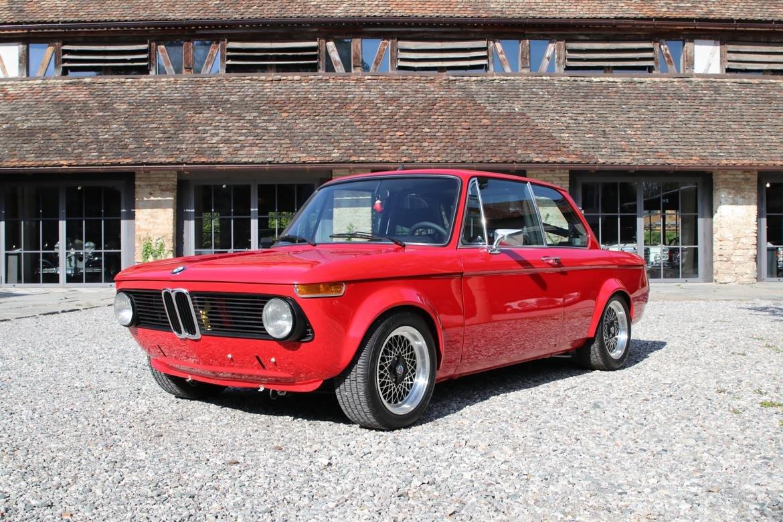 1975 Bmw 1602 2002 Tii Alpina Classic Driver Market