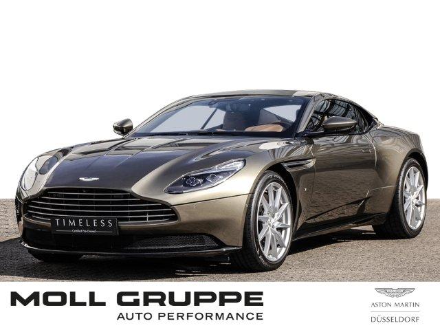 2016 Aston Martin Db11 Launch Edition V12 Arden Green Classic Driver Market