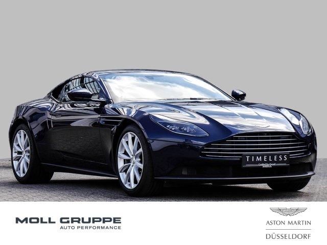 2018 Aston Martin Db11 V8 Coupe Midnight Blue Classic Driver Market