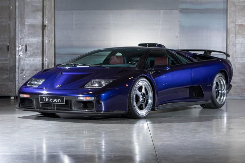 2000 Lamborghini Diablo Gt Classic Driver Market
