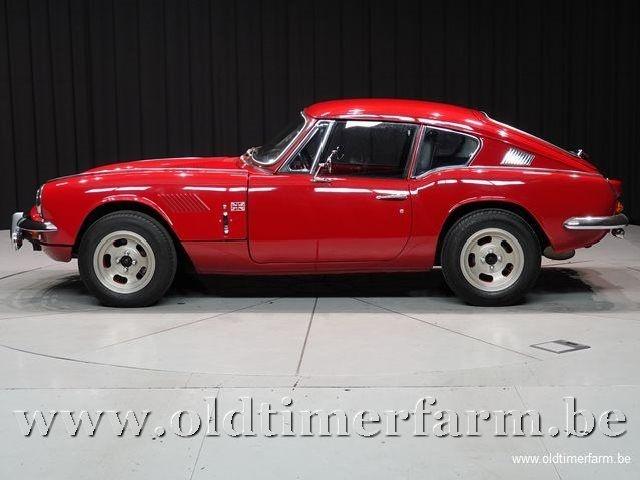 1968 Triumph Gt6 Voiture De Collection à Vendre