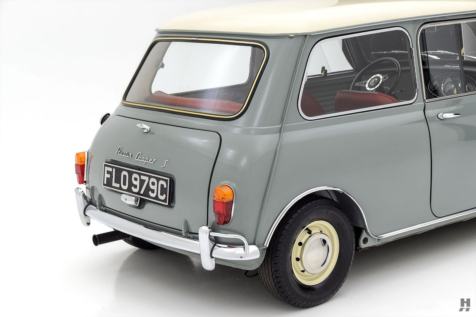 1965 Austin Mini Cooper Voiture De Collection à Vendre