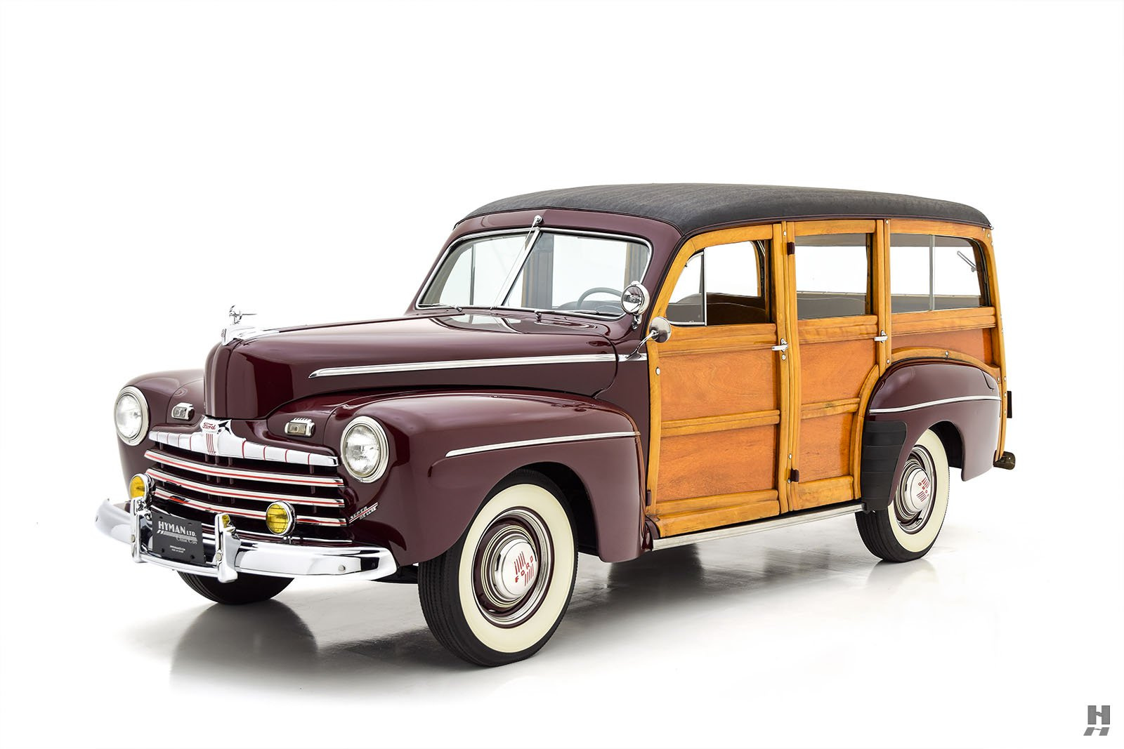 1946 Ford Super Deluxe Vintage Car For Sale