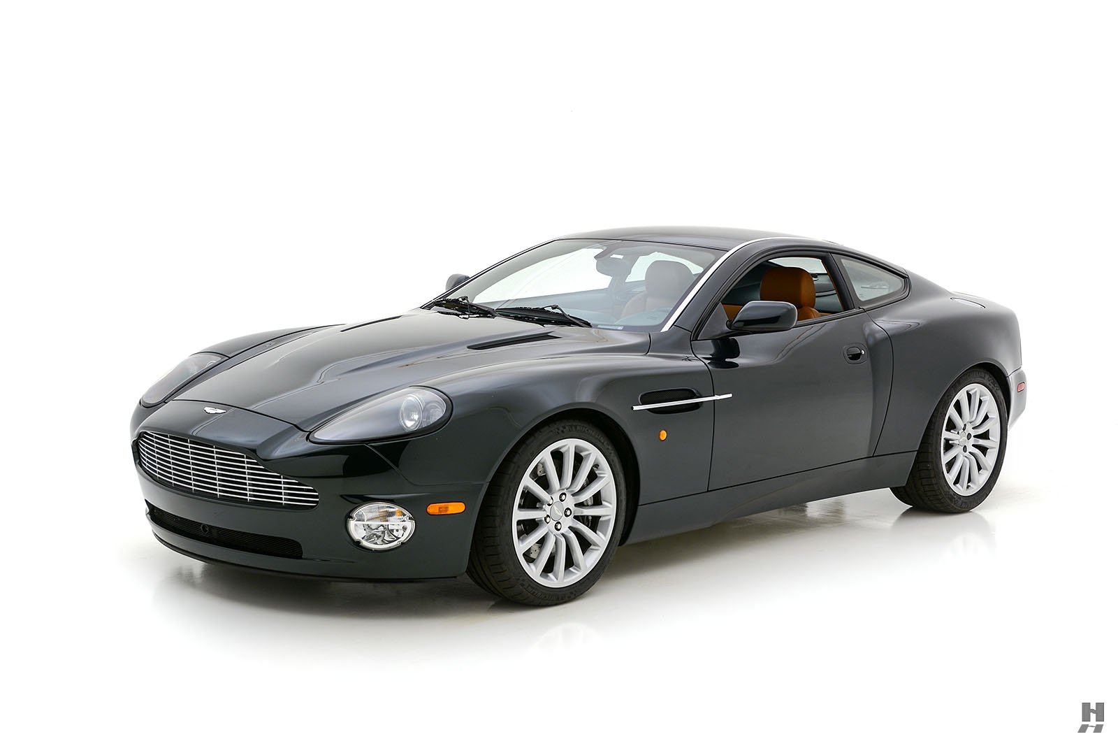 2003 Aston Martin Vanquish Classic Driver Market