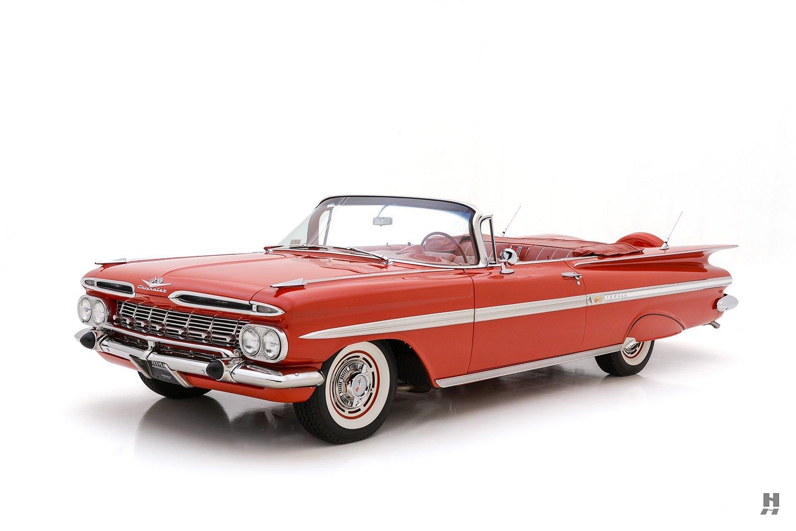 Kekurangan Impala 1959 Perbandingan Harga