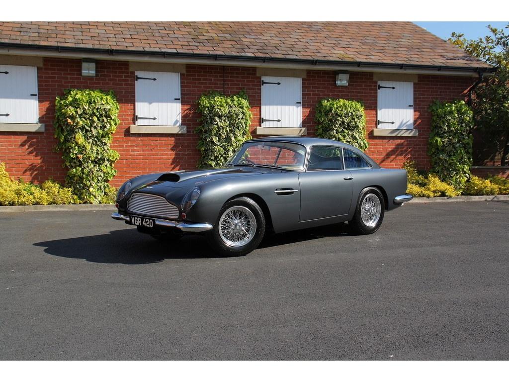 1963 Aston Martin Db4 Vantage Series V Gt Spec Classic Driver Market